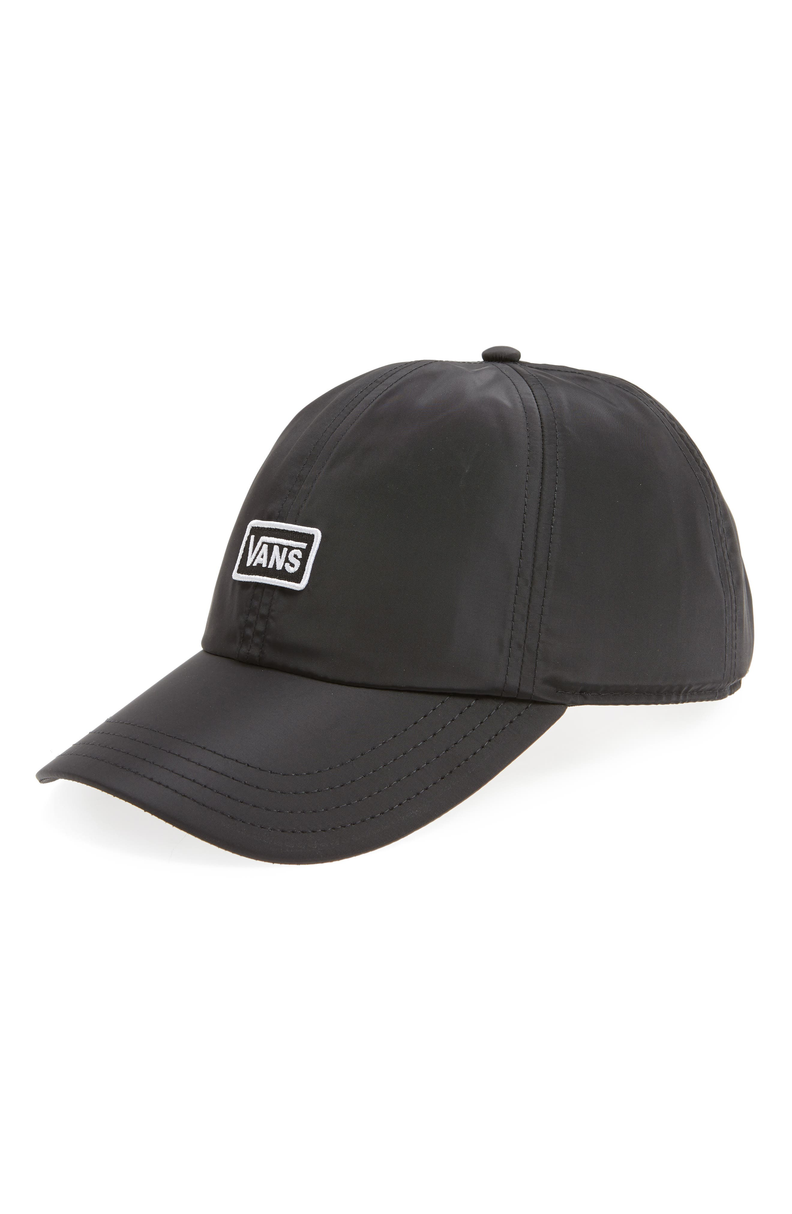 Boom Boom II Hat,                         Main,                         color, BLACK