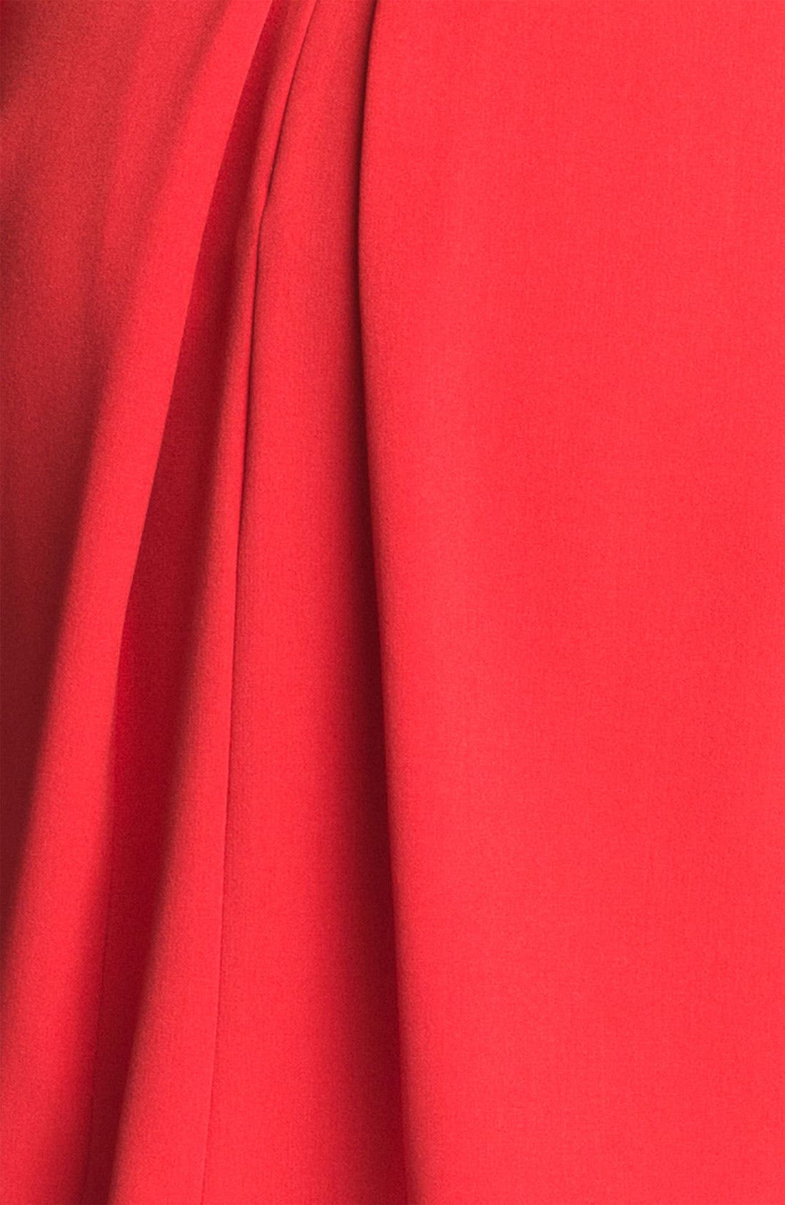 Belted A-Line Dress,                             Alternate thumbnail 2, color,                             600