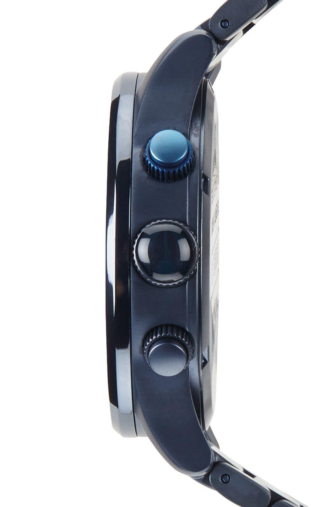 'The Sentry' Chronograph Bracelet Watch, 42mm,                             Alternate thumbnail 47, color,