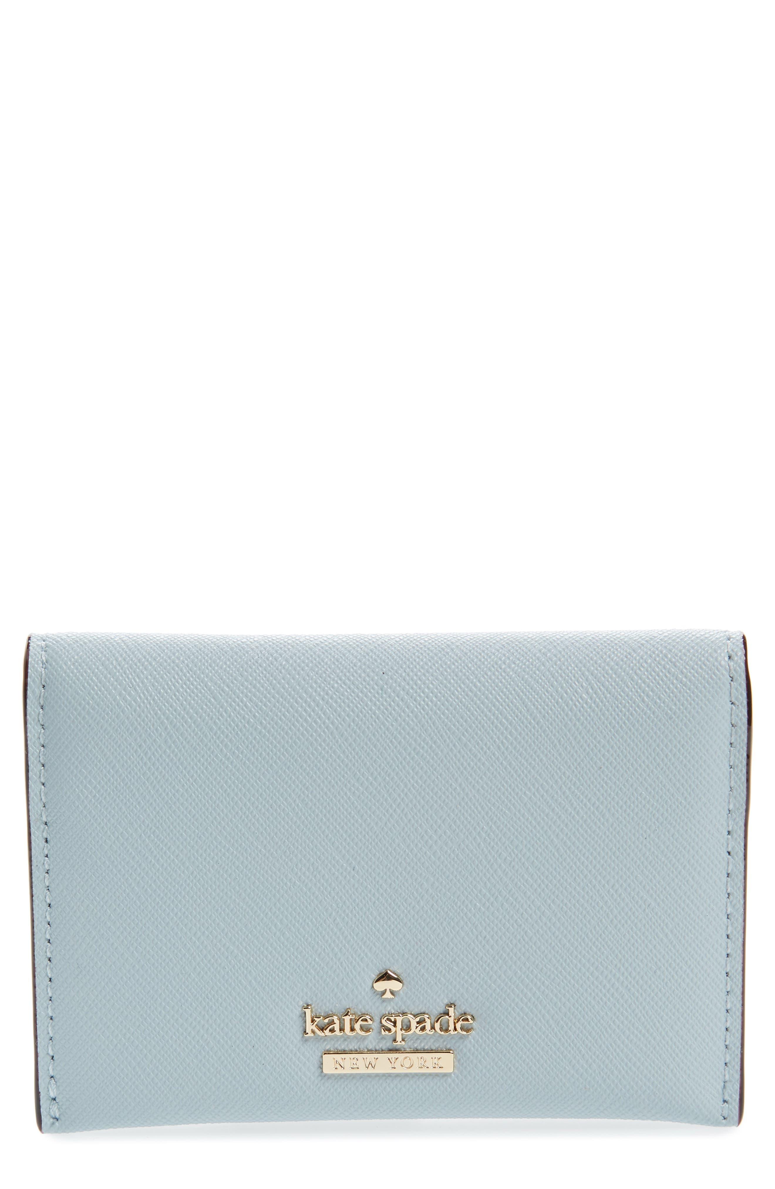 cameron street - farren leather card case,                             Main thumbnail 3, color,