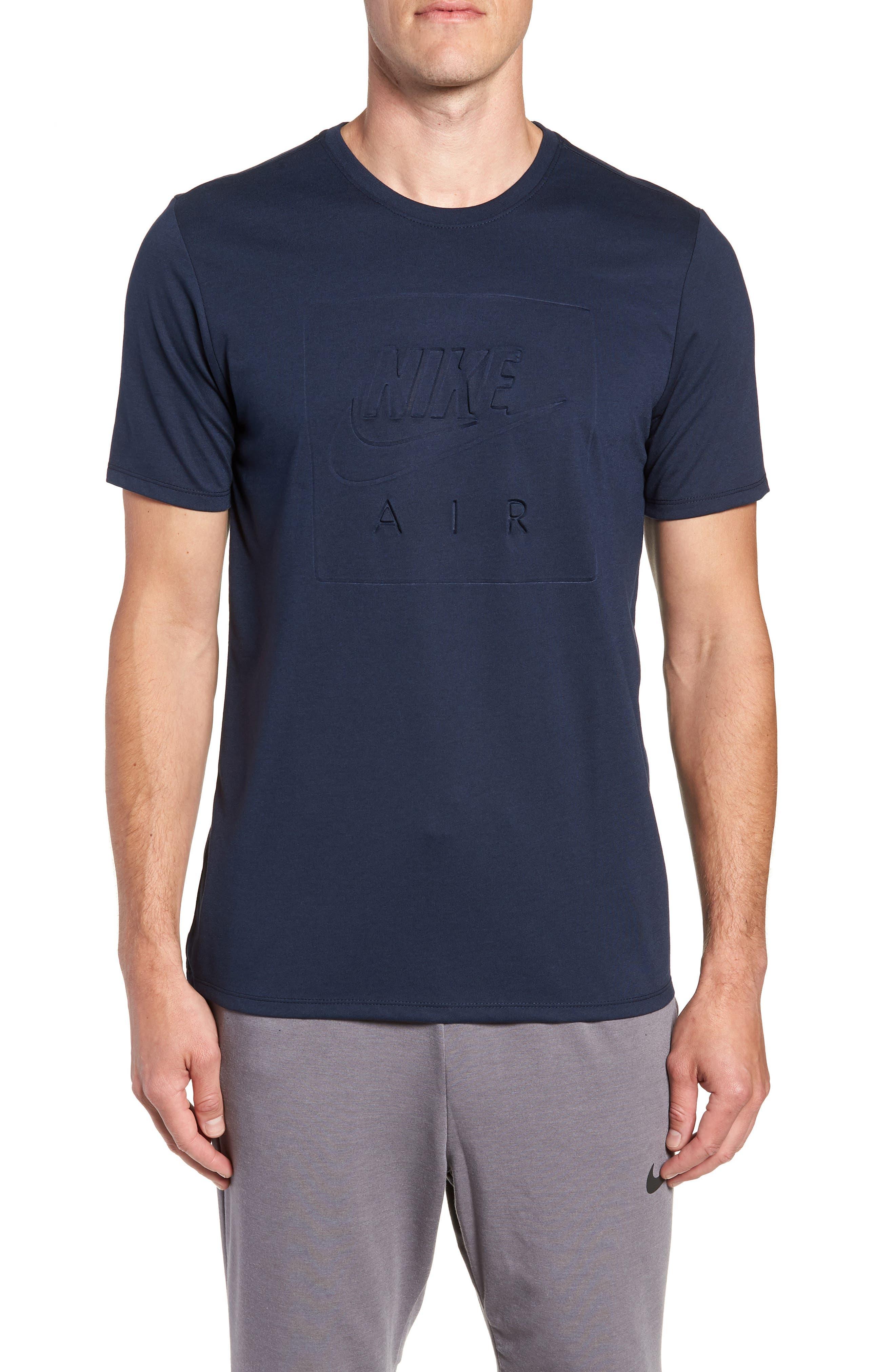 Nike Air 1 T-Shirt, Blue