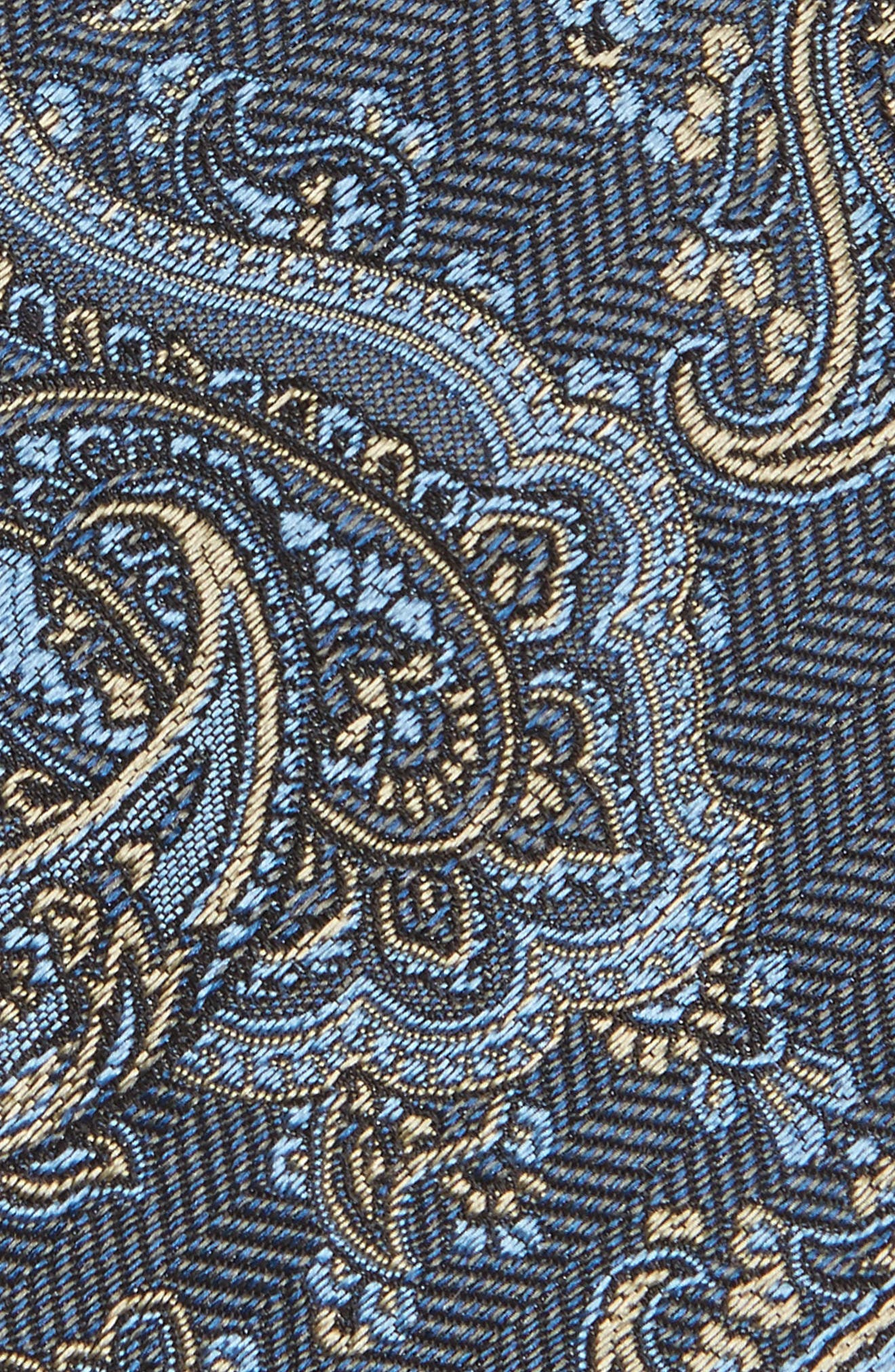 Paisley Silk Tie,                             Alternate thumbnail 2, color,                             020