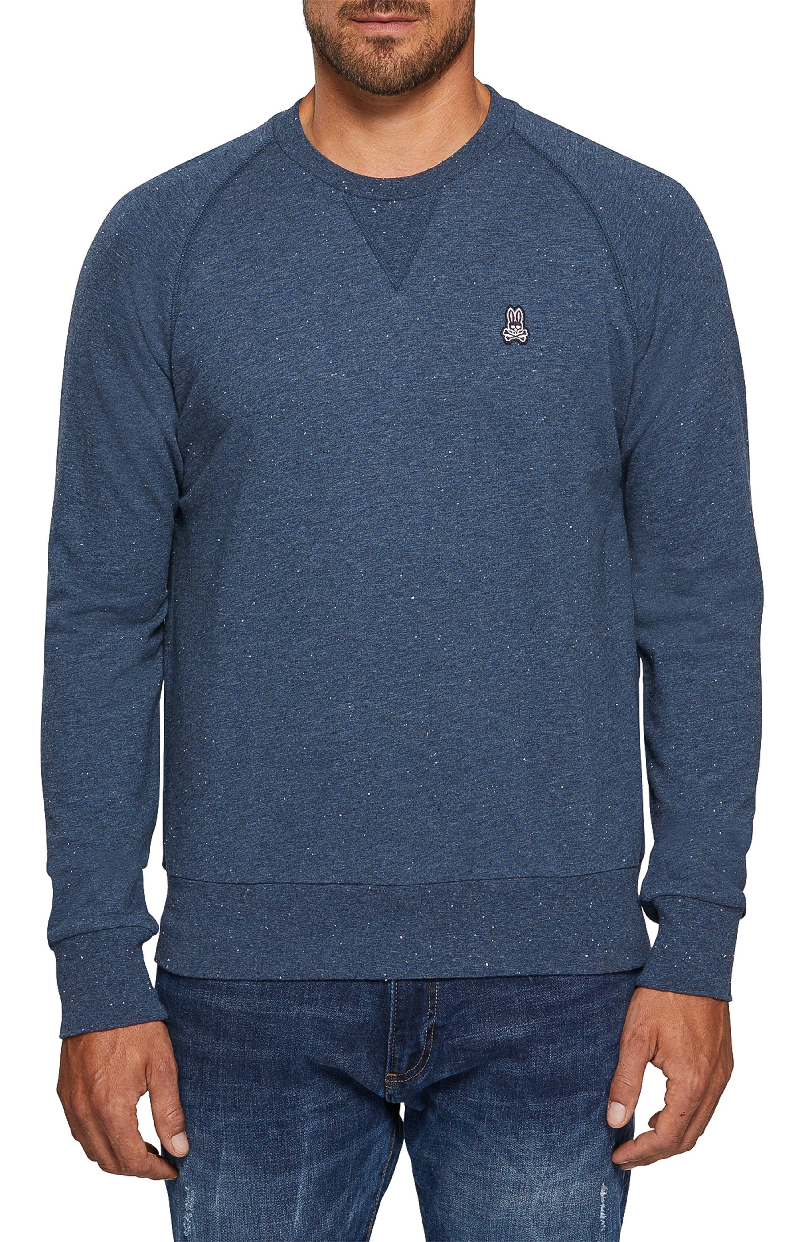 Larne Donegal Crewneck Sweatshirt,                         Main,                         color, GULF