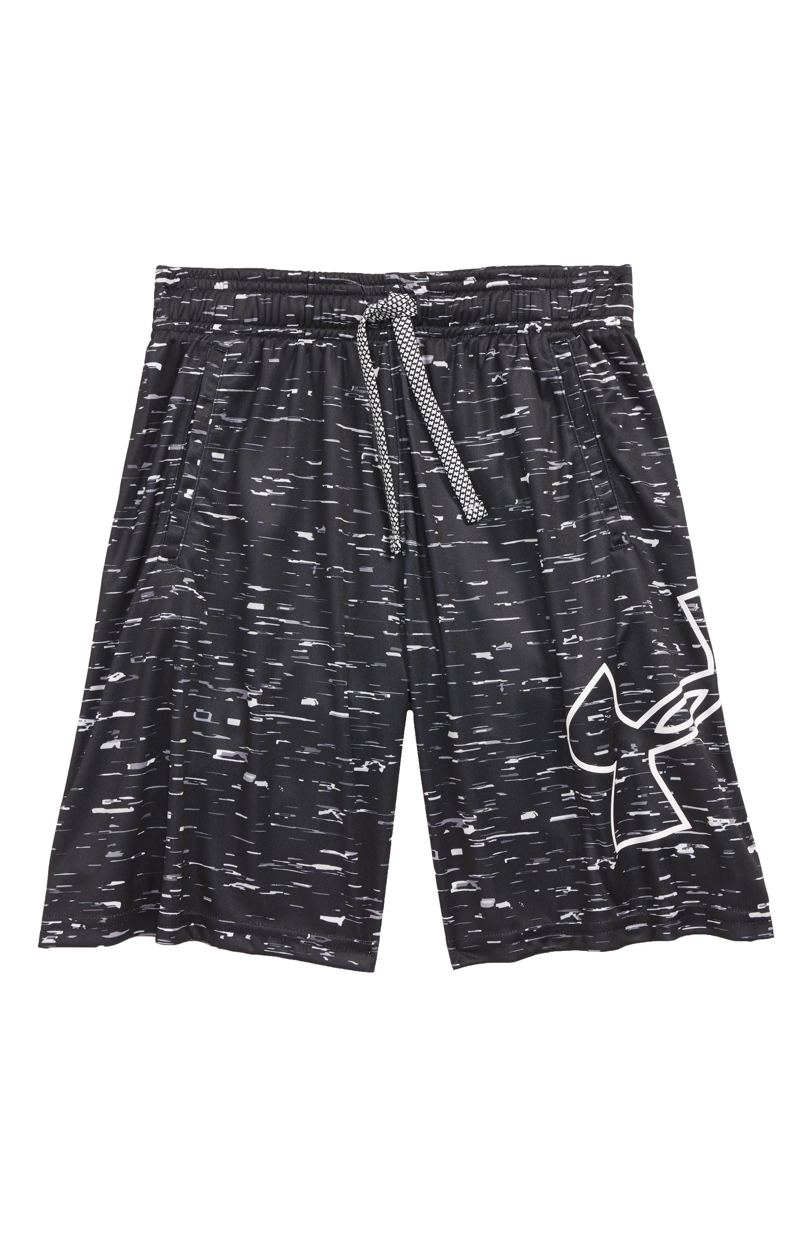 Renegade 2.0 Shorts,                             Main thumbnail 1, color,                             BLACK/ WHITE