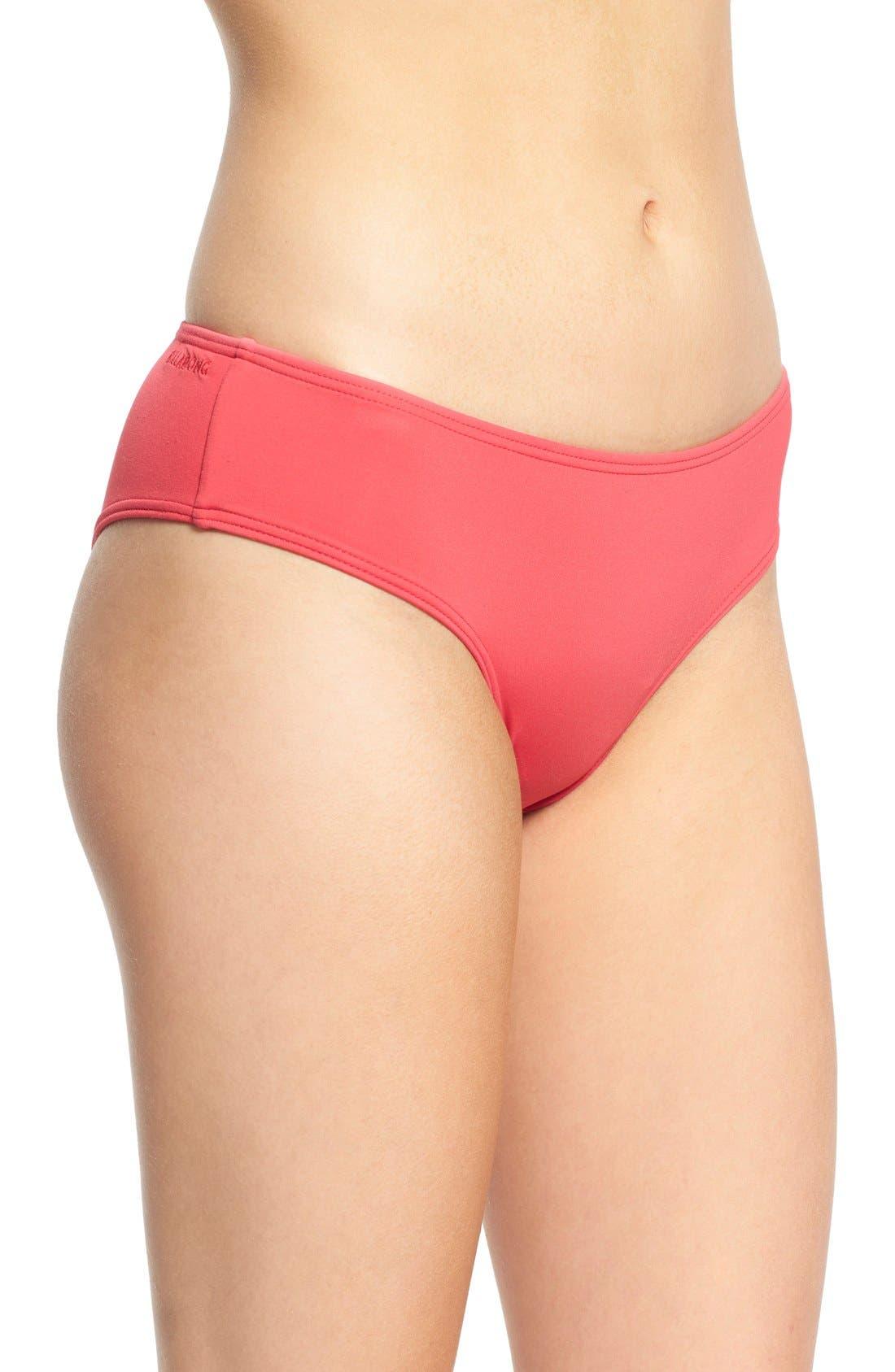 'Sol Searcher Hawaii' Cheeky Bikini Bottoms,                             Alternate thumbnail 18, color,