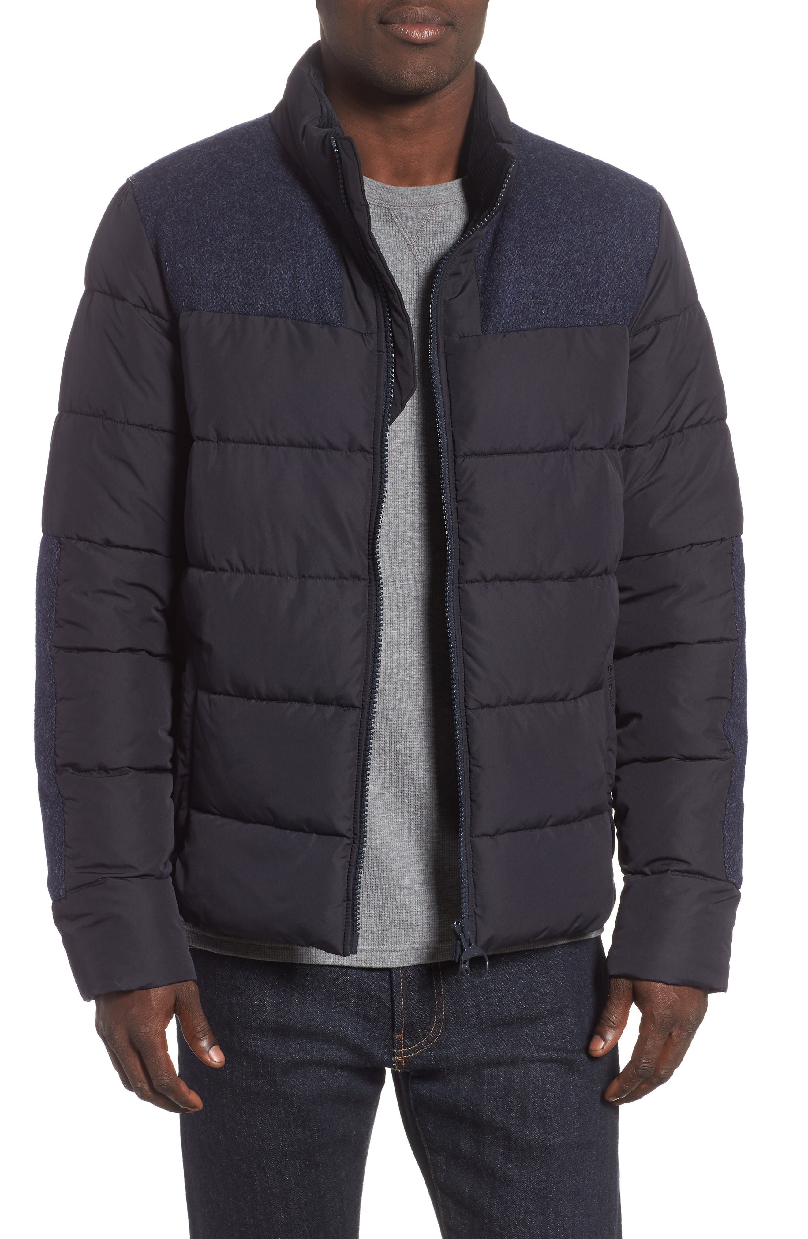 Barbour Dhow Tailored Fit Quilted Jacket