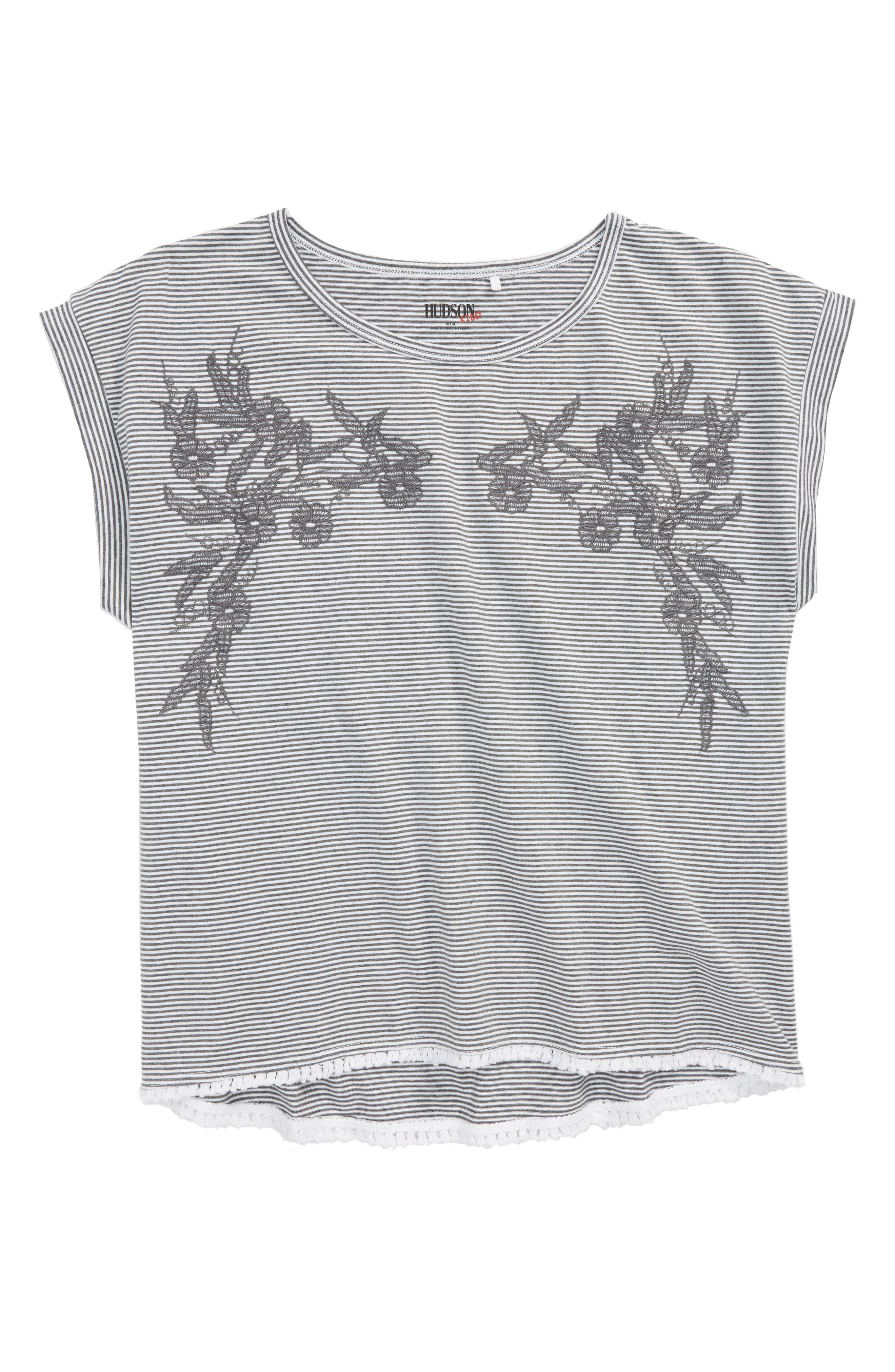 Fae Embroidered Top,                             Main thumbnail 1, color,                             071