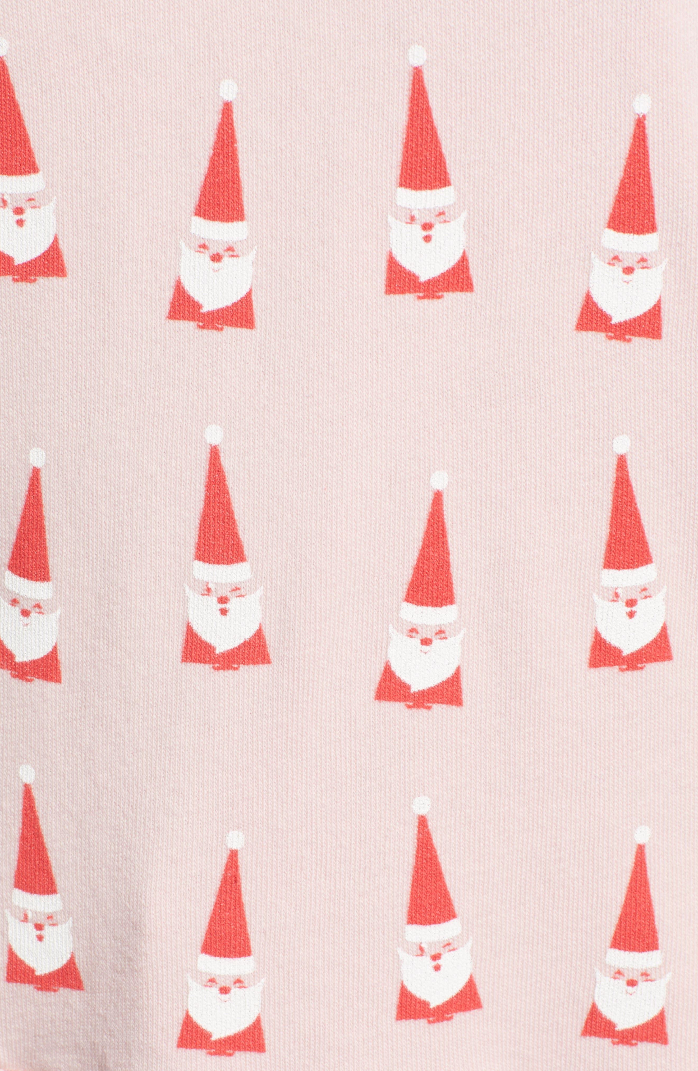 Lil Claus Fiona Sweatshirt,                             Alternate thumbnail 5, color,                             ROMANTIC