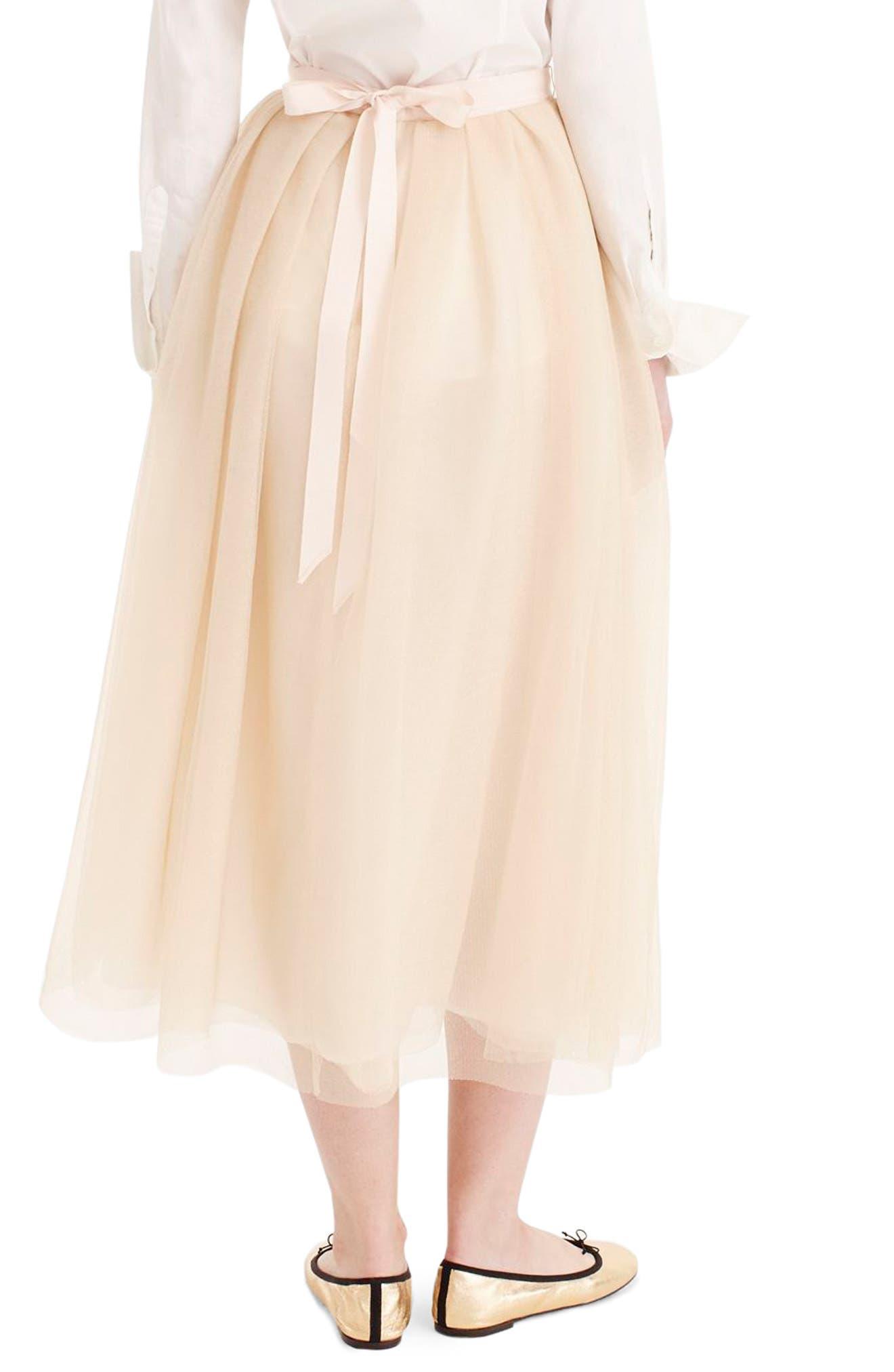 Tulle Ball Skirt,                             Alternate thumbnail 2, color,                             700