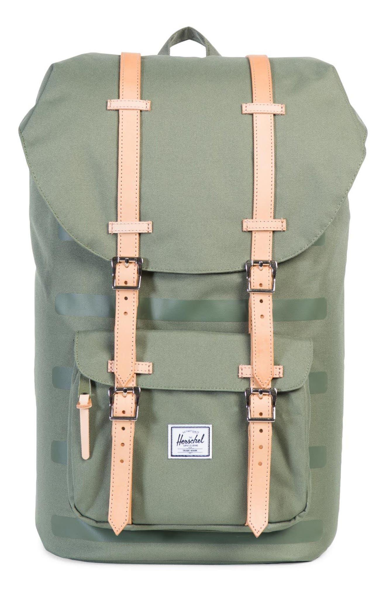 Little America Offset Backpack,                             Main thumbnail 1, color,                             362