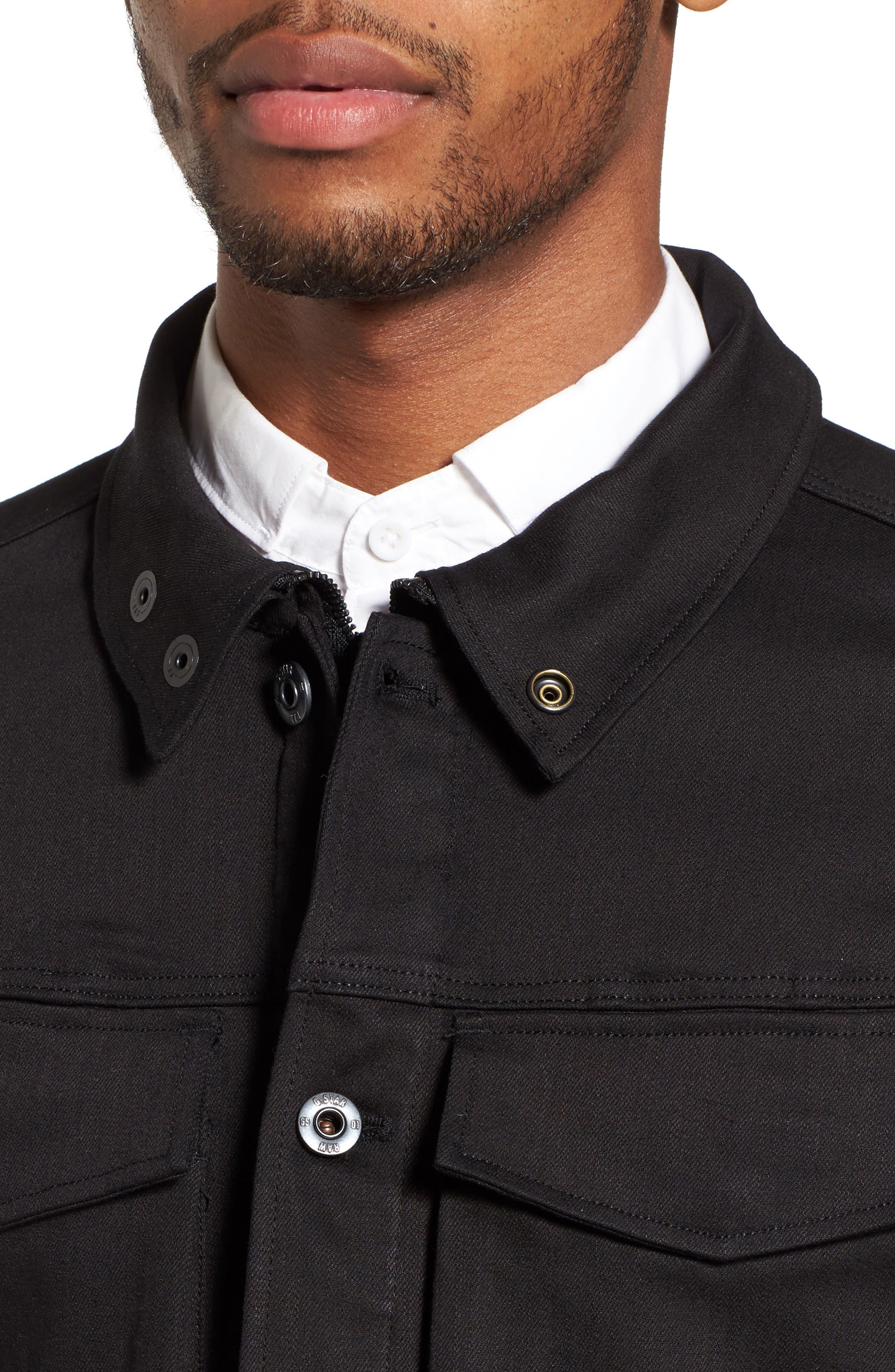 Vodan 3D Slim Jacket,                             Alternate thumbnail 4, color,                             401