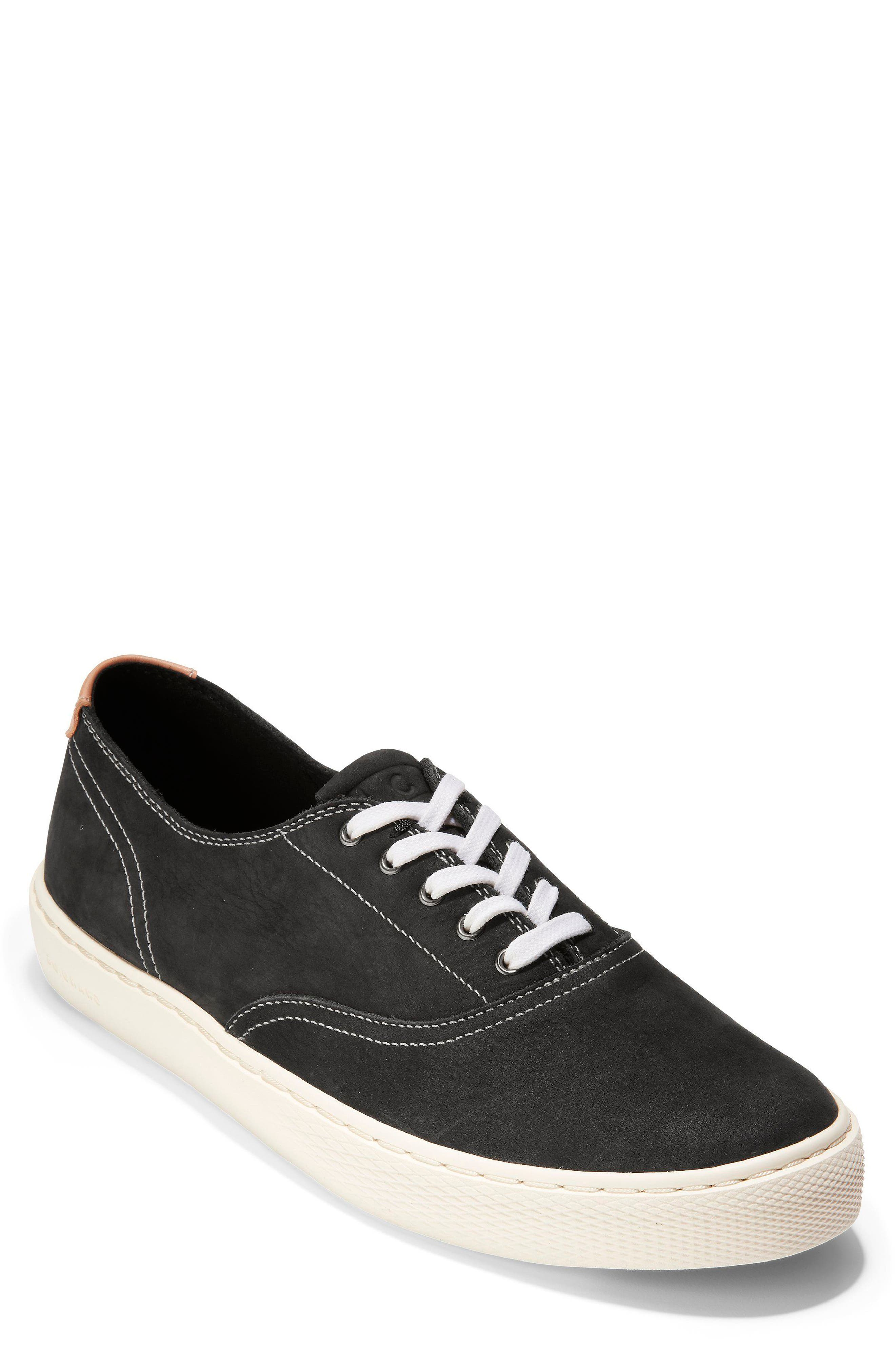 GrandPro Deck Low Top Sneaker,                             Main thumbnail 1, color,                             001