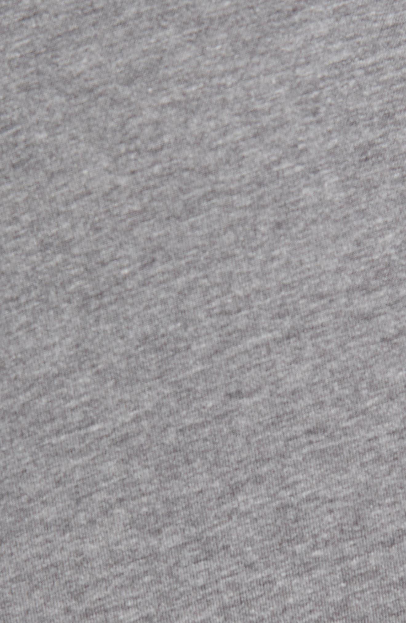Notch Long Sleeve T-Shirt,                             Alternate thumbnail 9, color,