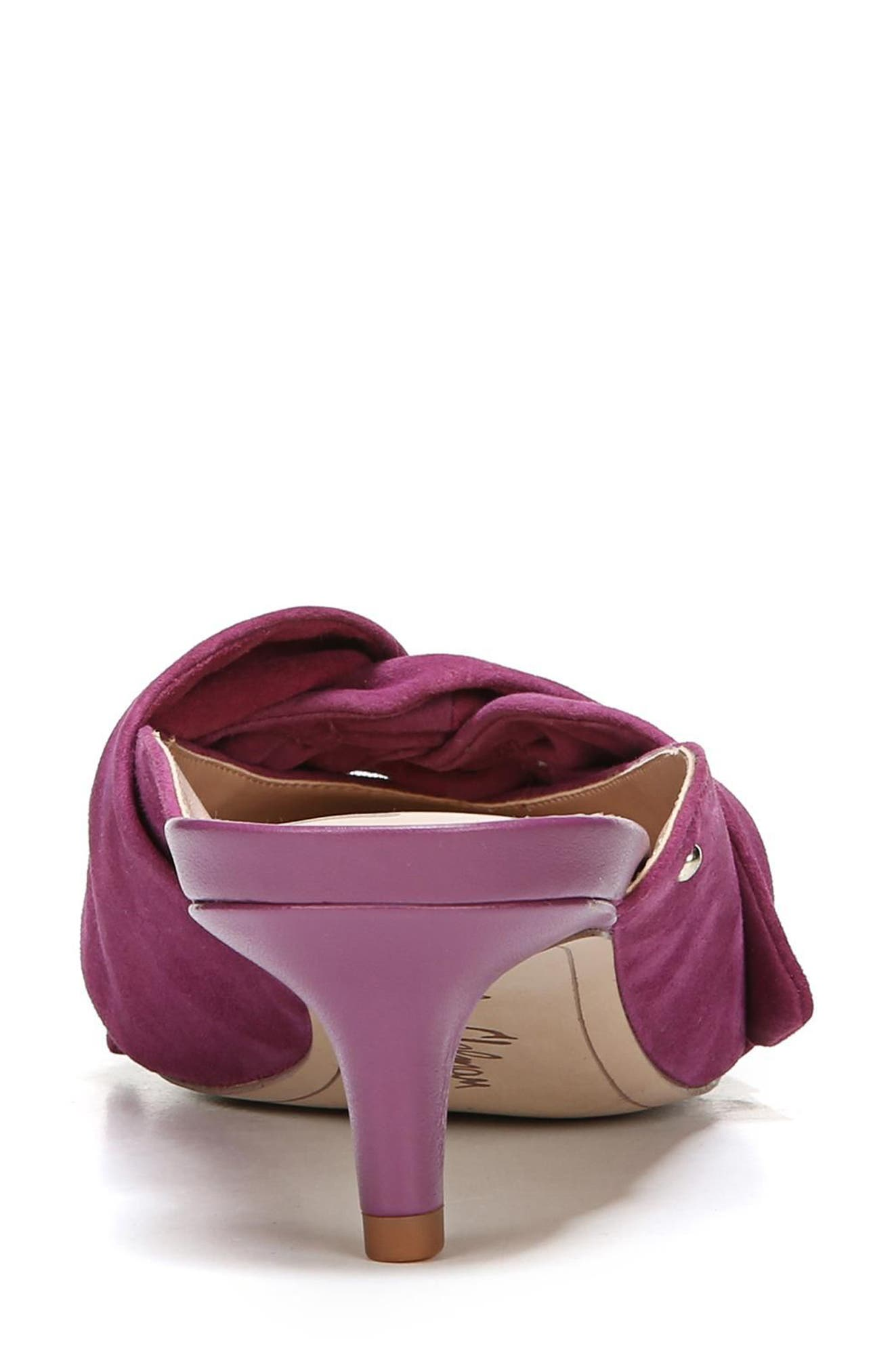 Laney Pointy Toe Mule,                             Alternate thumbnail 39, color,