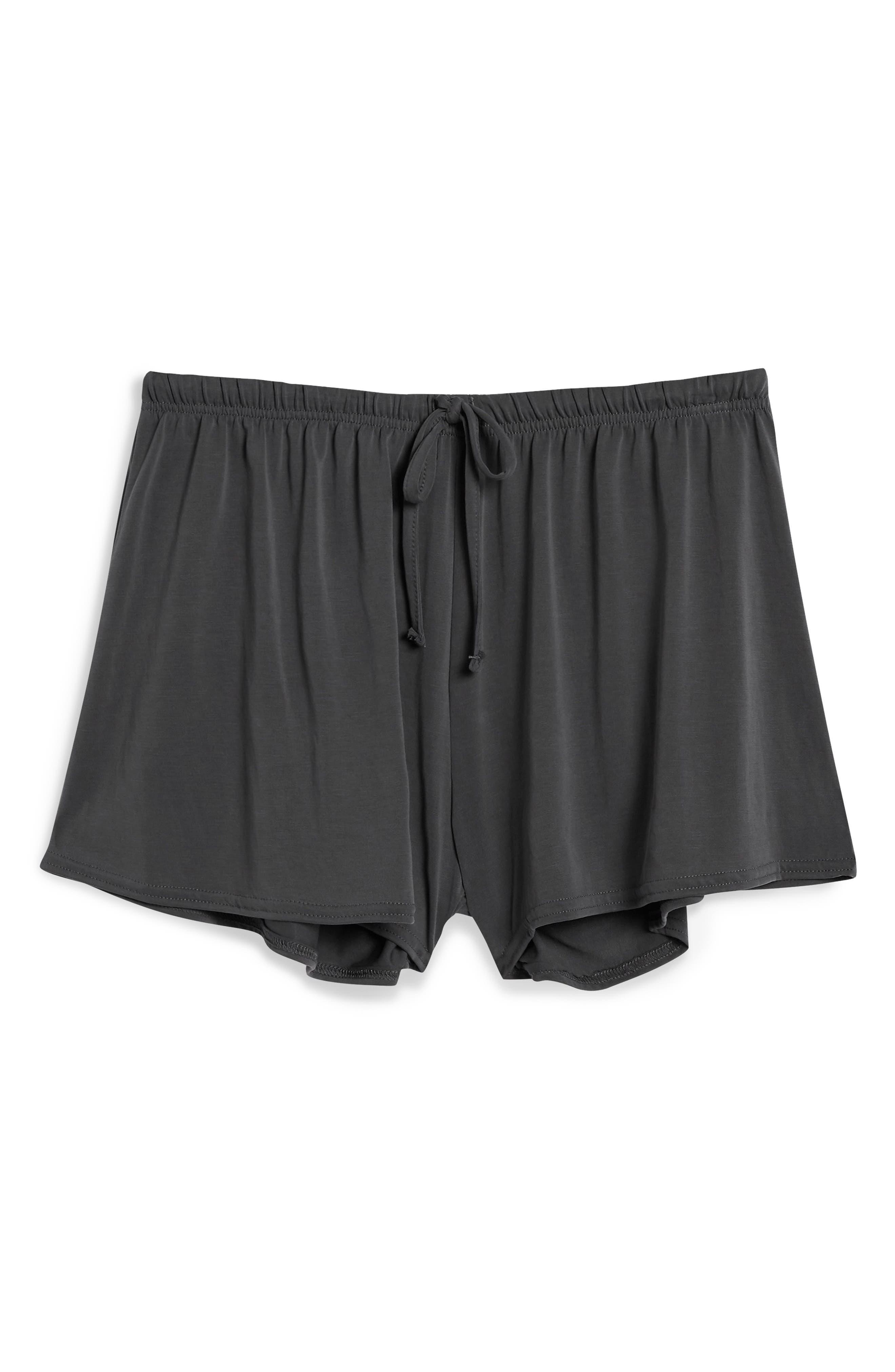 Lounge Shorts,                             Alternate thumbnail 3, color,                             GREY