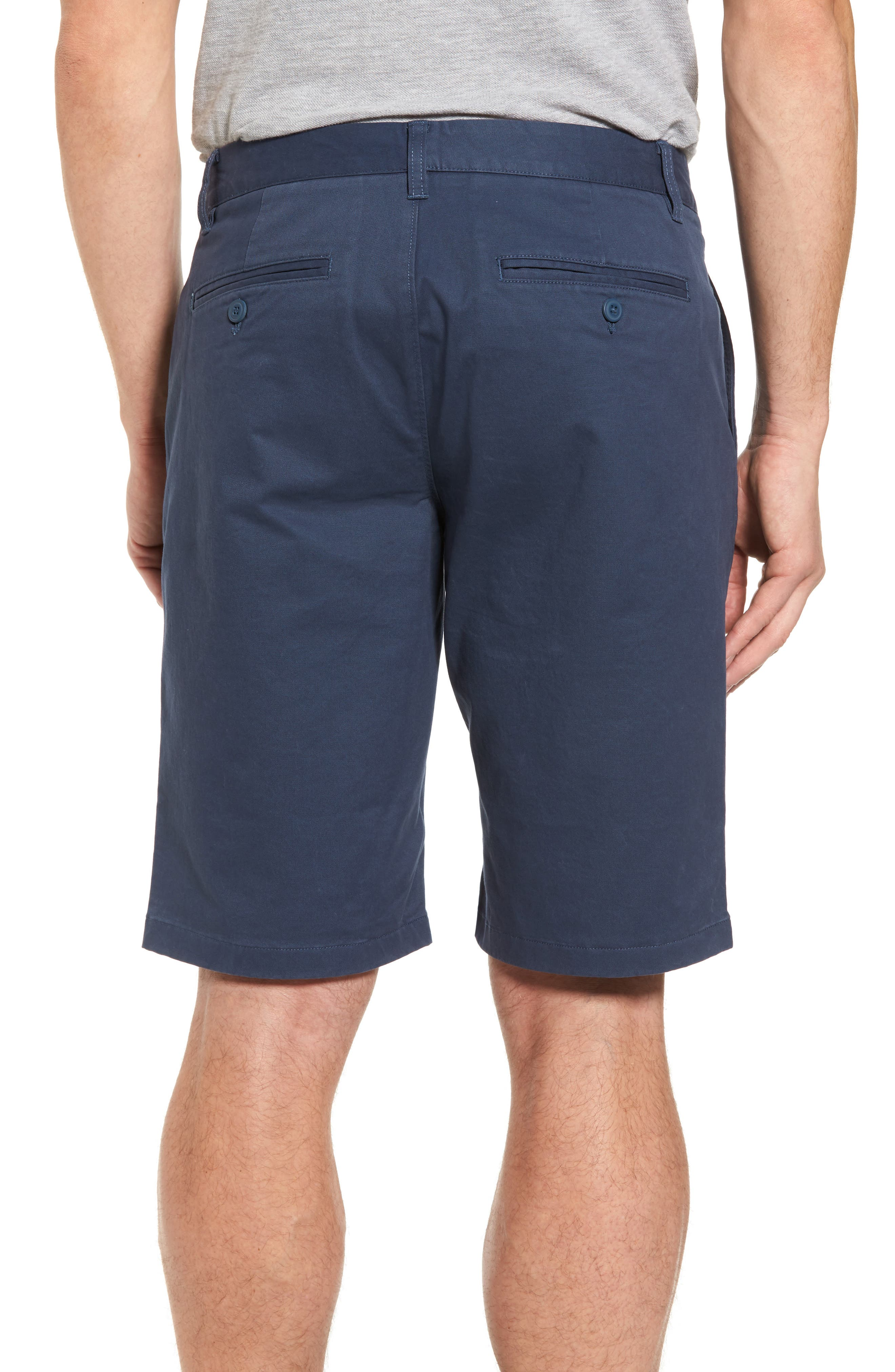 Stretch Washed Chino 11-Inch Shorts,                             Alternate thumbnail 28, color,