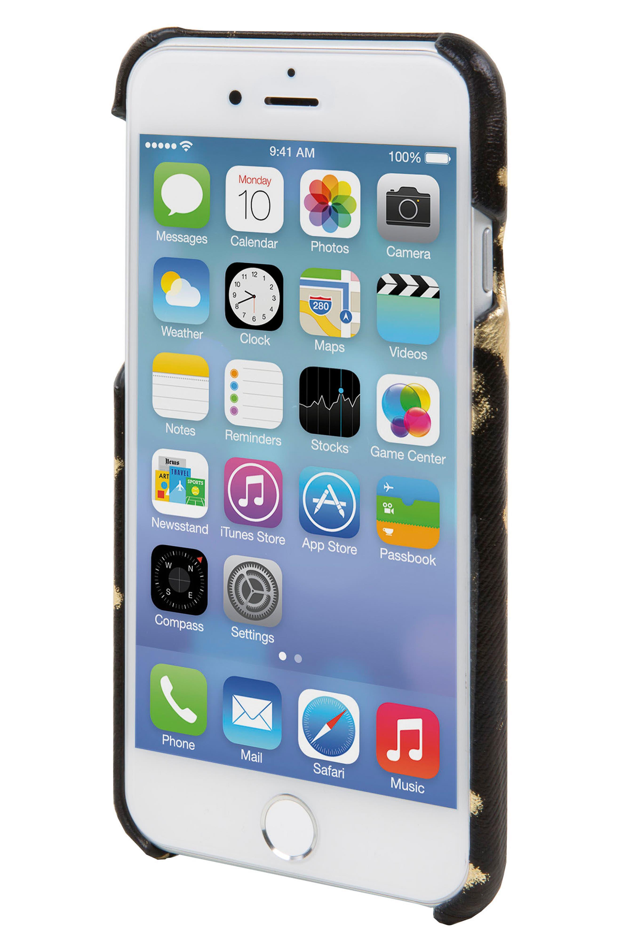 Solo iPhone 6/6s/7/8 Wallet Case,                             Alternate thumbnail 4, color,                             013