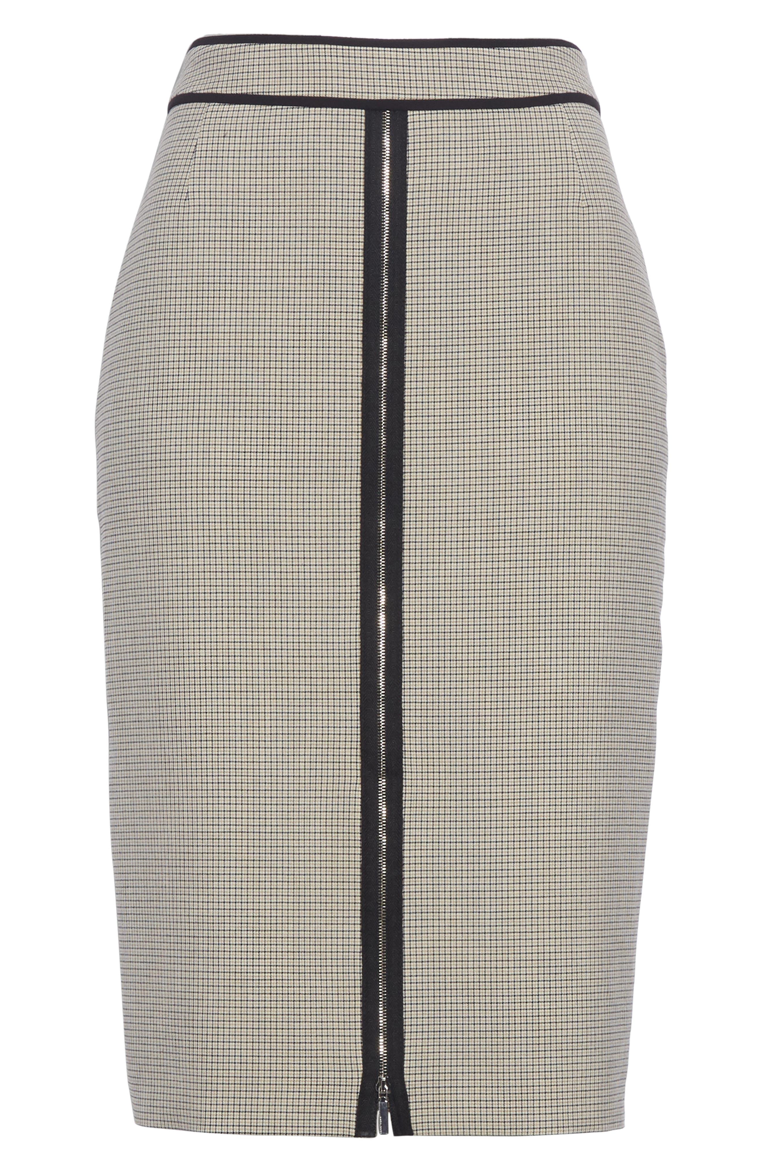 Voliviena Pencil Skirt,                             Alternate thumbnail 6, color,                             STONE FANTASTY
