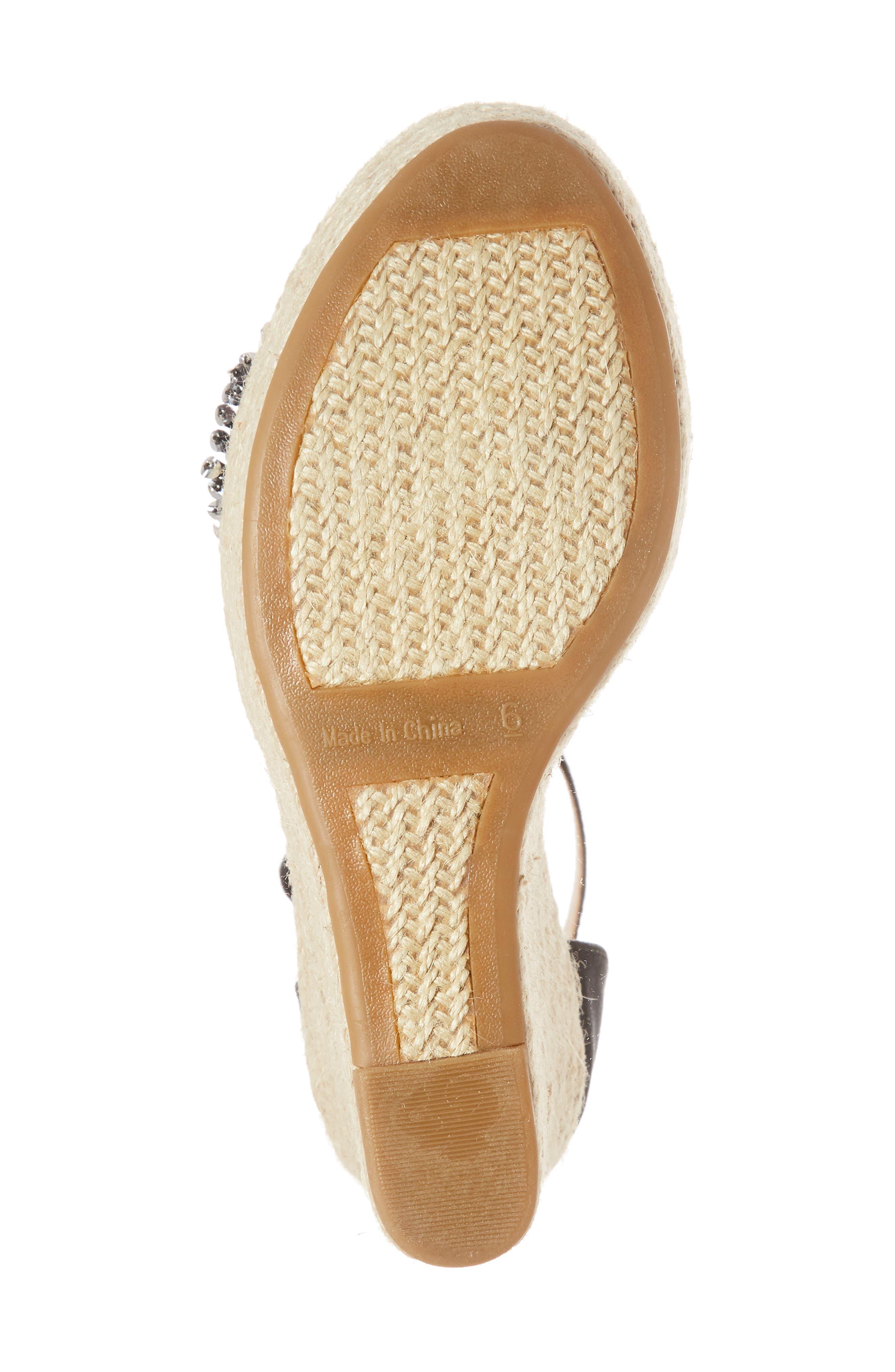 Maxim Platform Wedge Sandal,                             Alternate thumbnail 16, color,