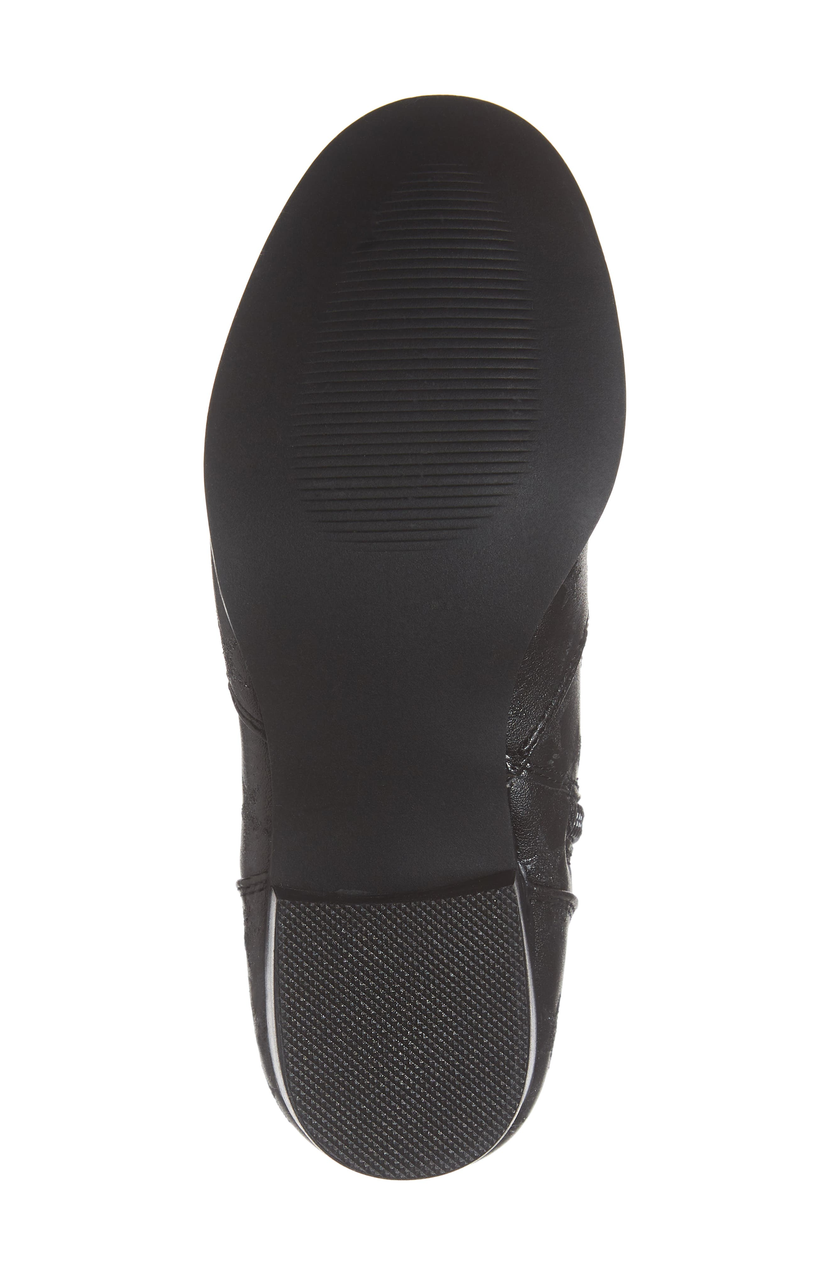 JCountry Slouch Bootie,                             Alternate thumbnail 6, color,                             BLACK