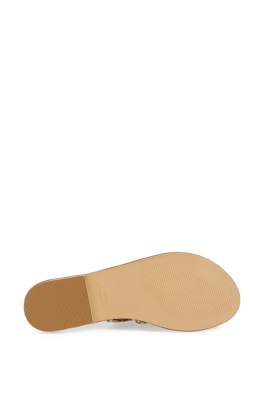 'Java' Sandal,                             Alternate thumbnail 2, color,                             275