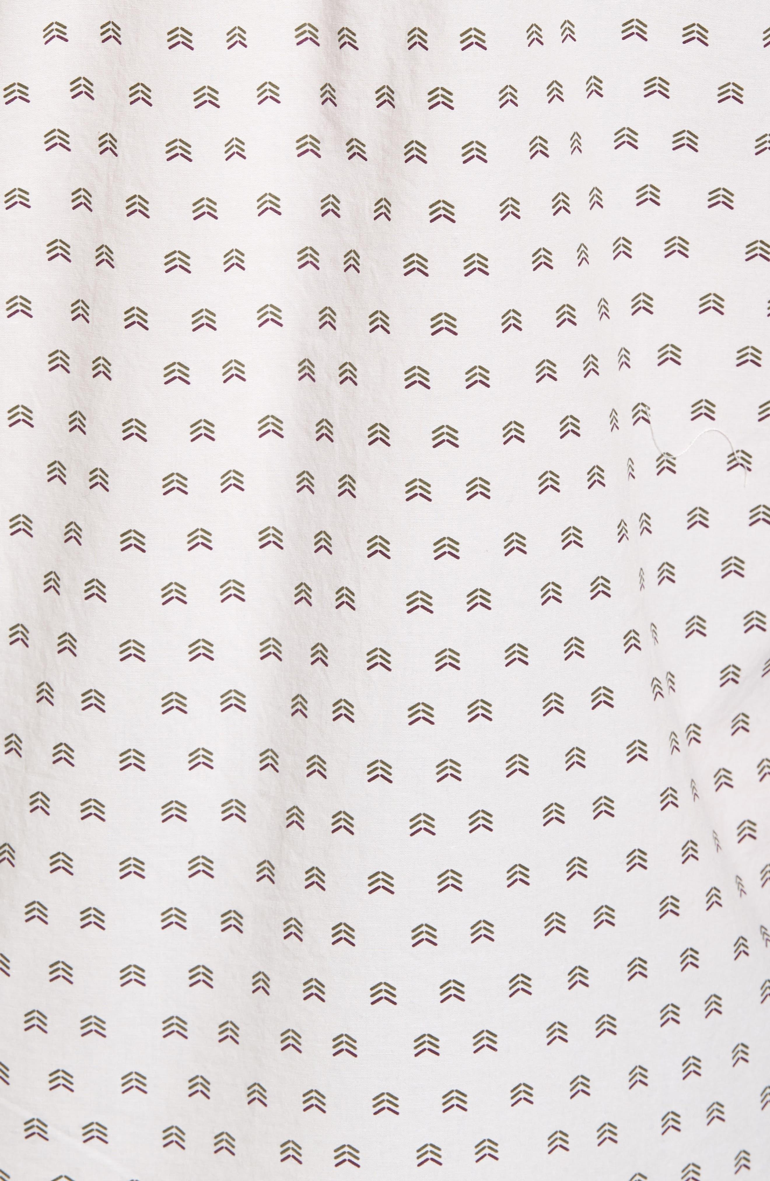 Brooks Woven Shirt,                             Alternate thumbnail 14, color,