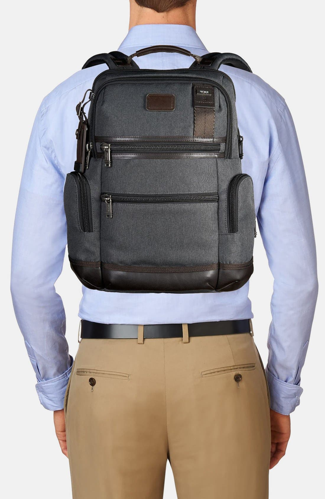 Alpha Bravo - Knox Backpack,                             Alternate thumbnail 4, color,                             020