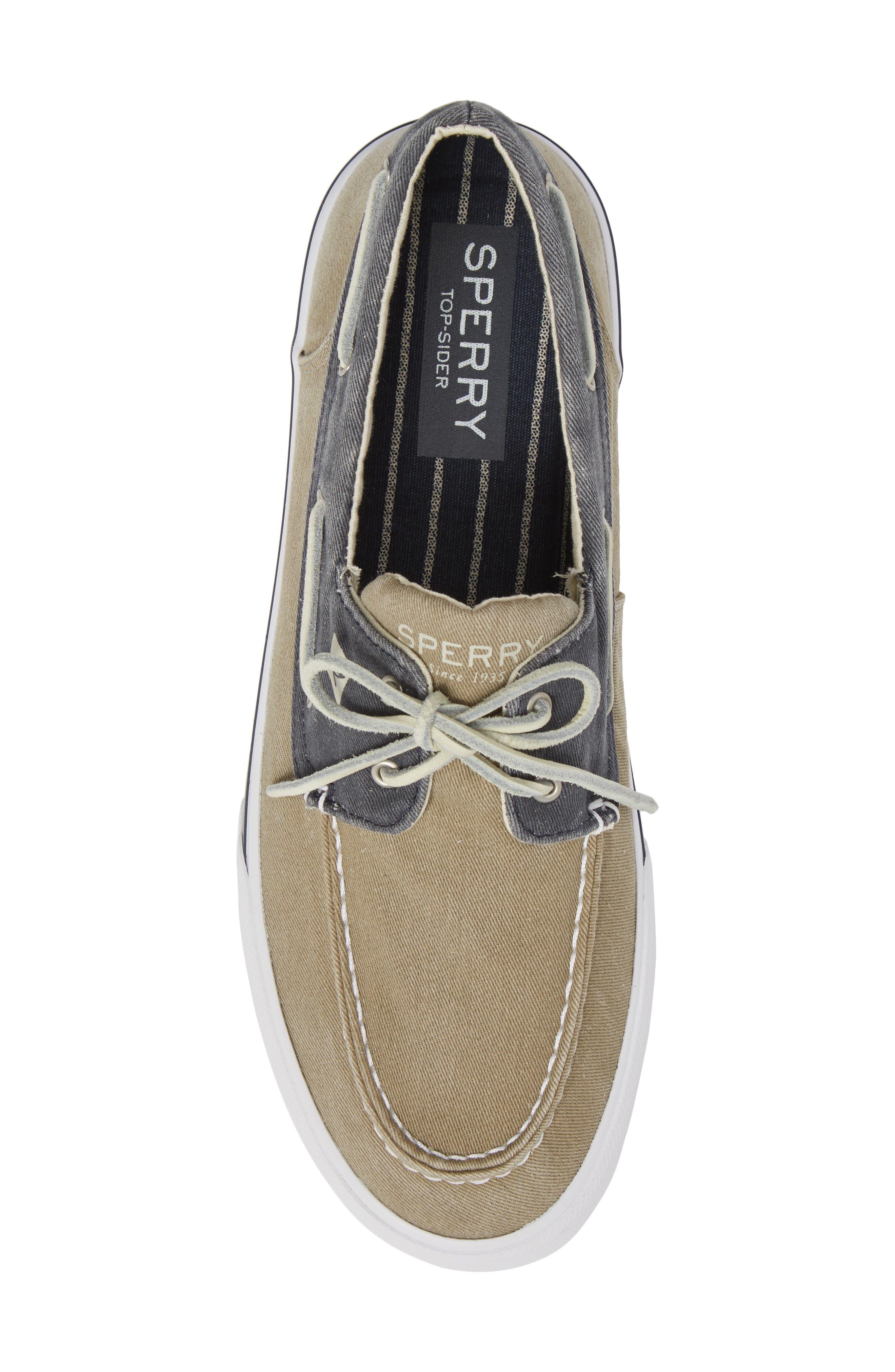 Striper II Boat Shoe,                             Alternate thumbnail 5, color,