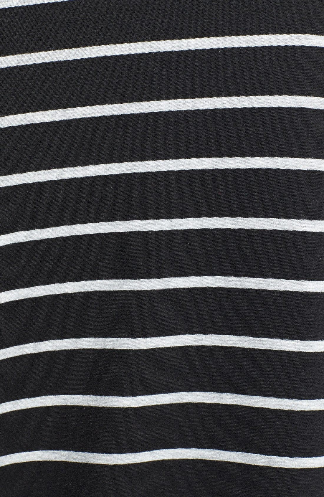 Stripe Fleece Wrap,                             Alternate thumbnail 11, color,