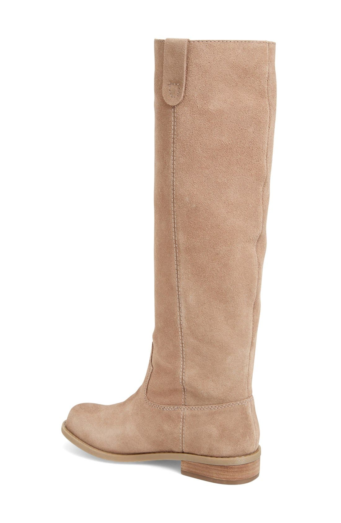 Hawn Knee High Boot,                             Alternate thumbnail 8, color,