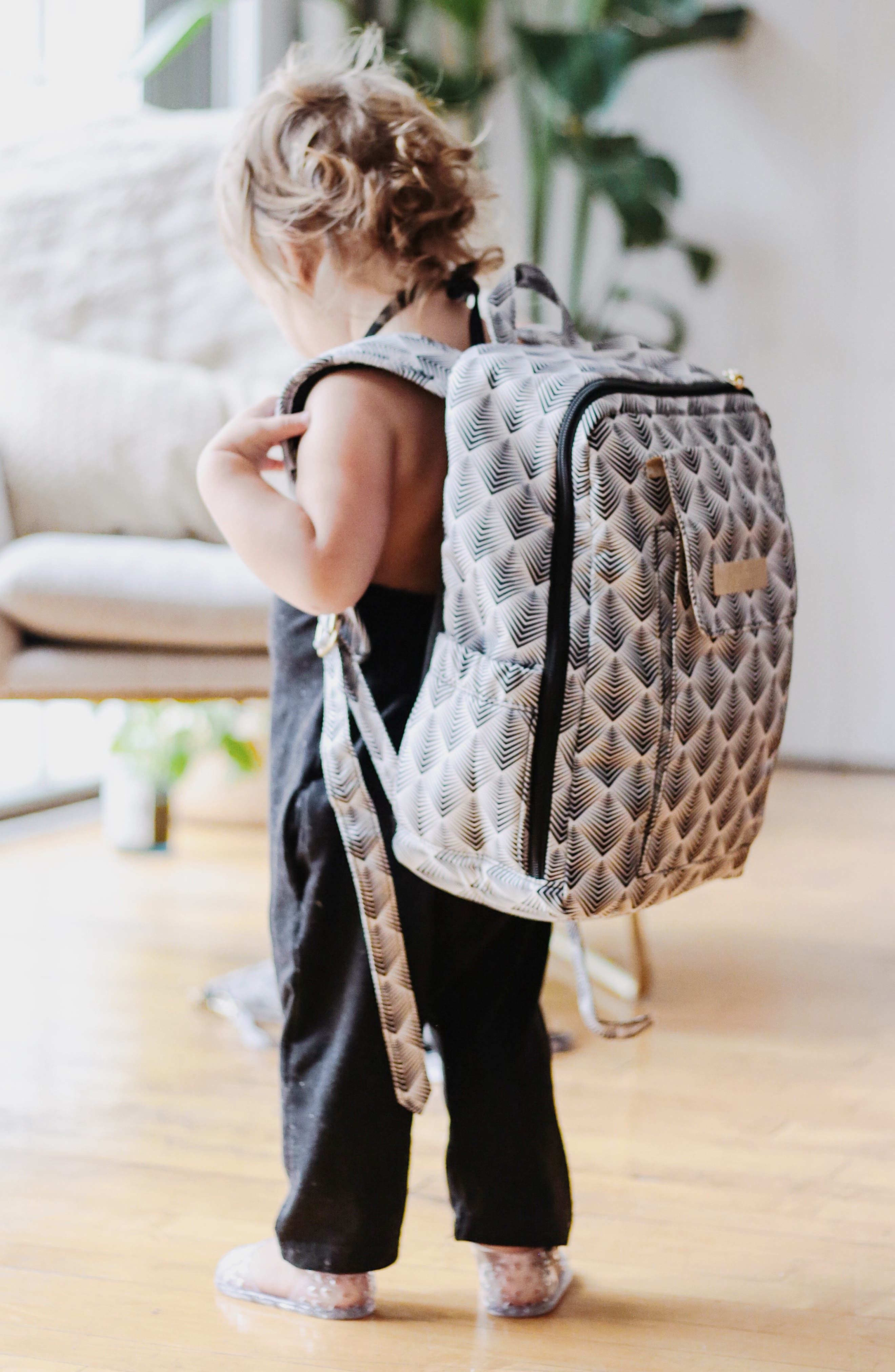 MiniBe Backpack,                             Alternate thumbnail 6, color,                             THE CLEOPATRA