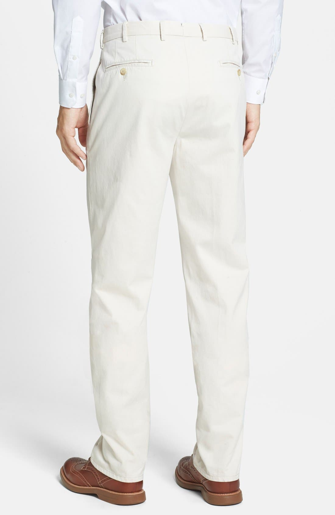 Garment Washed Twill Pants,                             Alternate thumbnail 62, color,