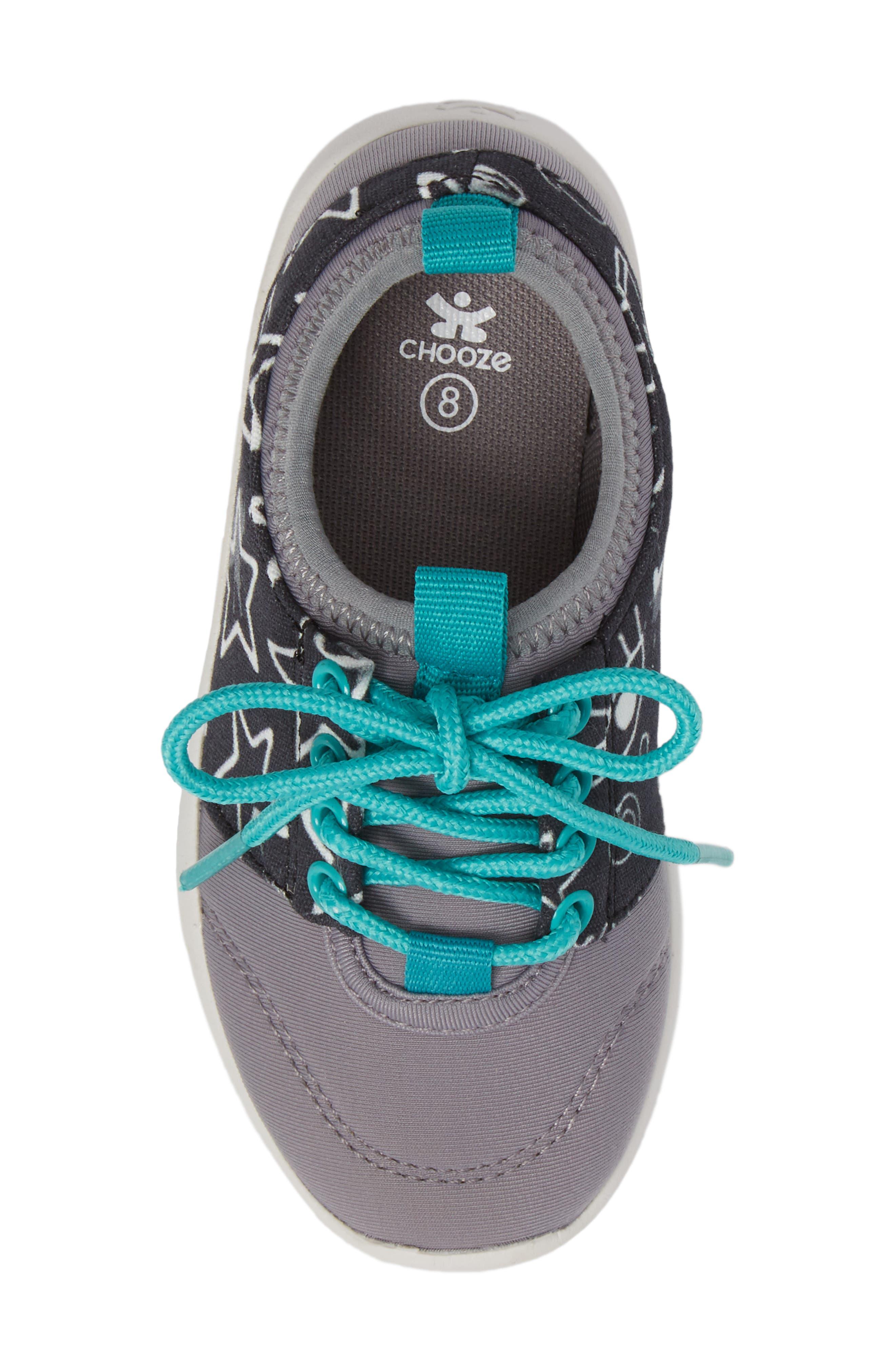 Bolt Sock-Fit Sneaker,                             Alternate thumbnail 5, color,                             001