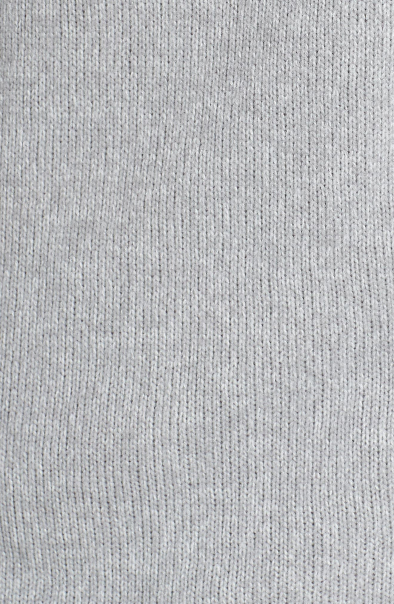 Performance Better Sweater Hoodie,                             Alternate thumbnail 7, color,                             DRIFT GREY