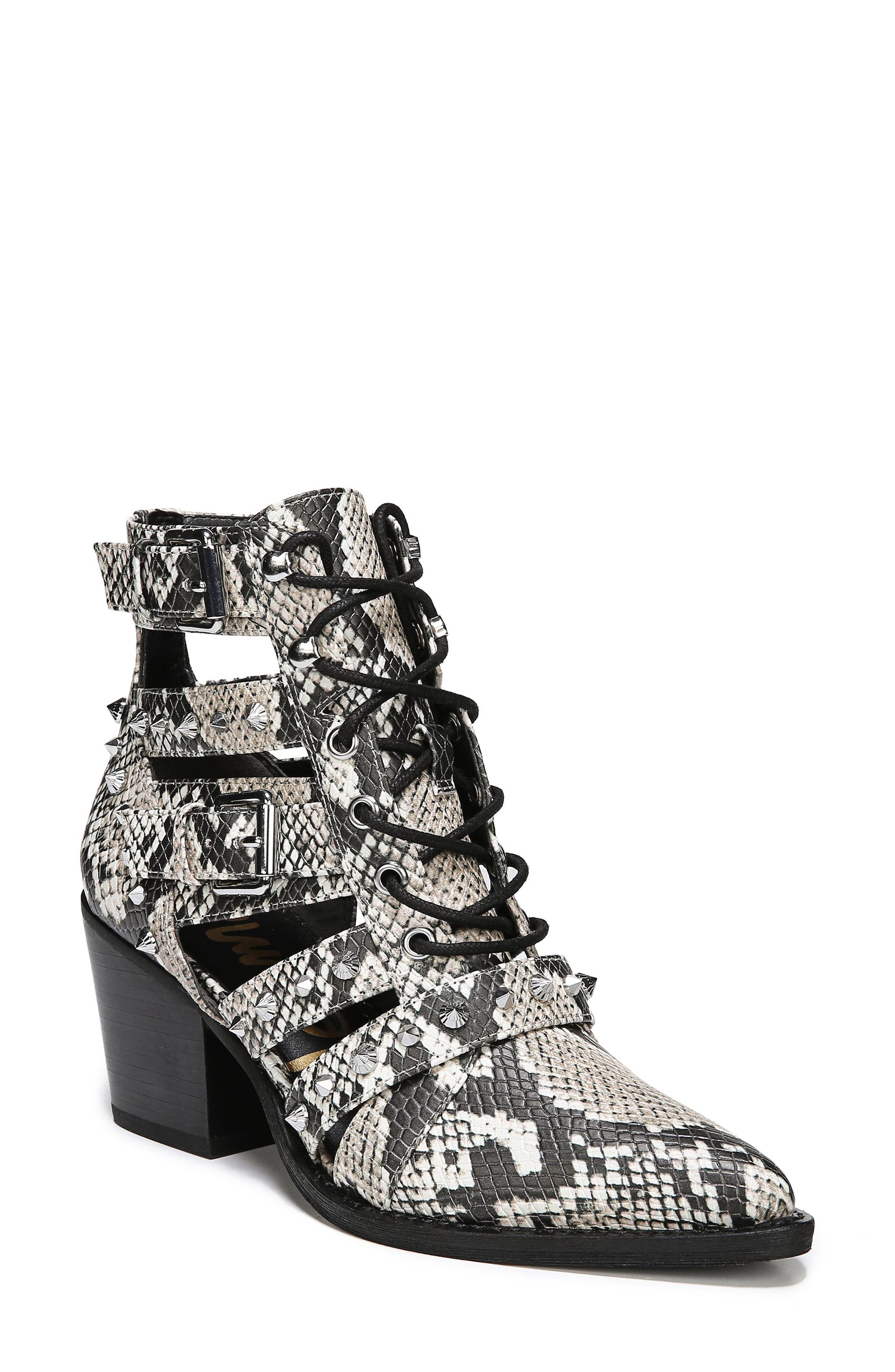 Sam Edelman Elana Boot, Grey
