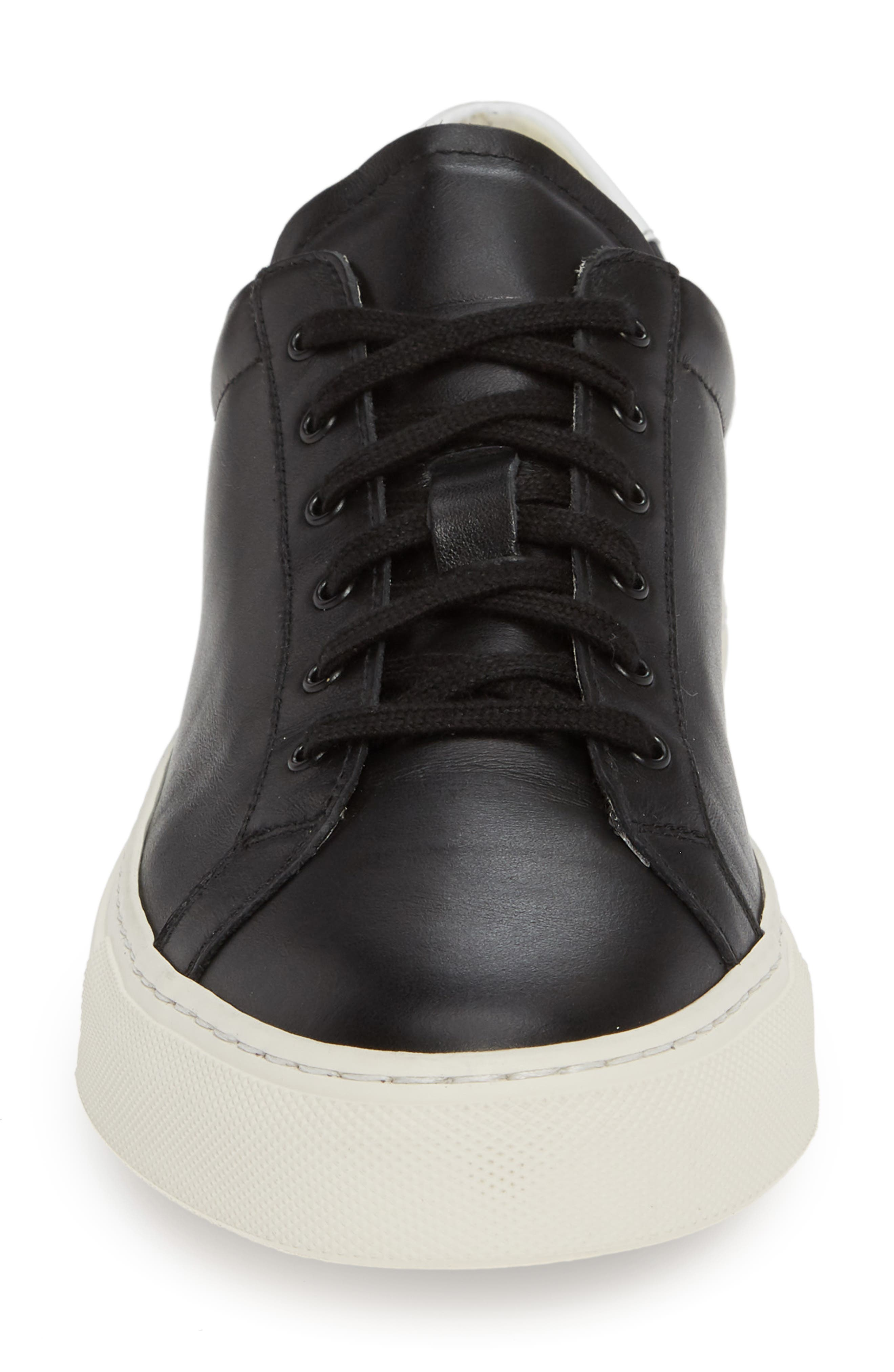 COMMON PROJECTS,                             Retro Sneaker,                             Alternate thumbnail 4, color,                             BLACK