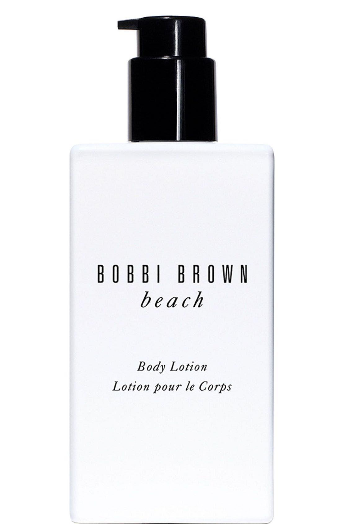 Beach Body Lotion,                             Main thumbnail 1, color,                             NO COLOR