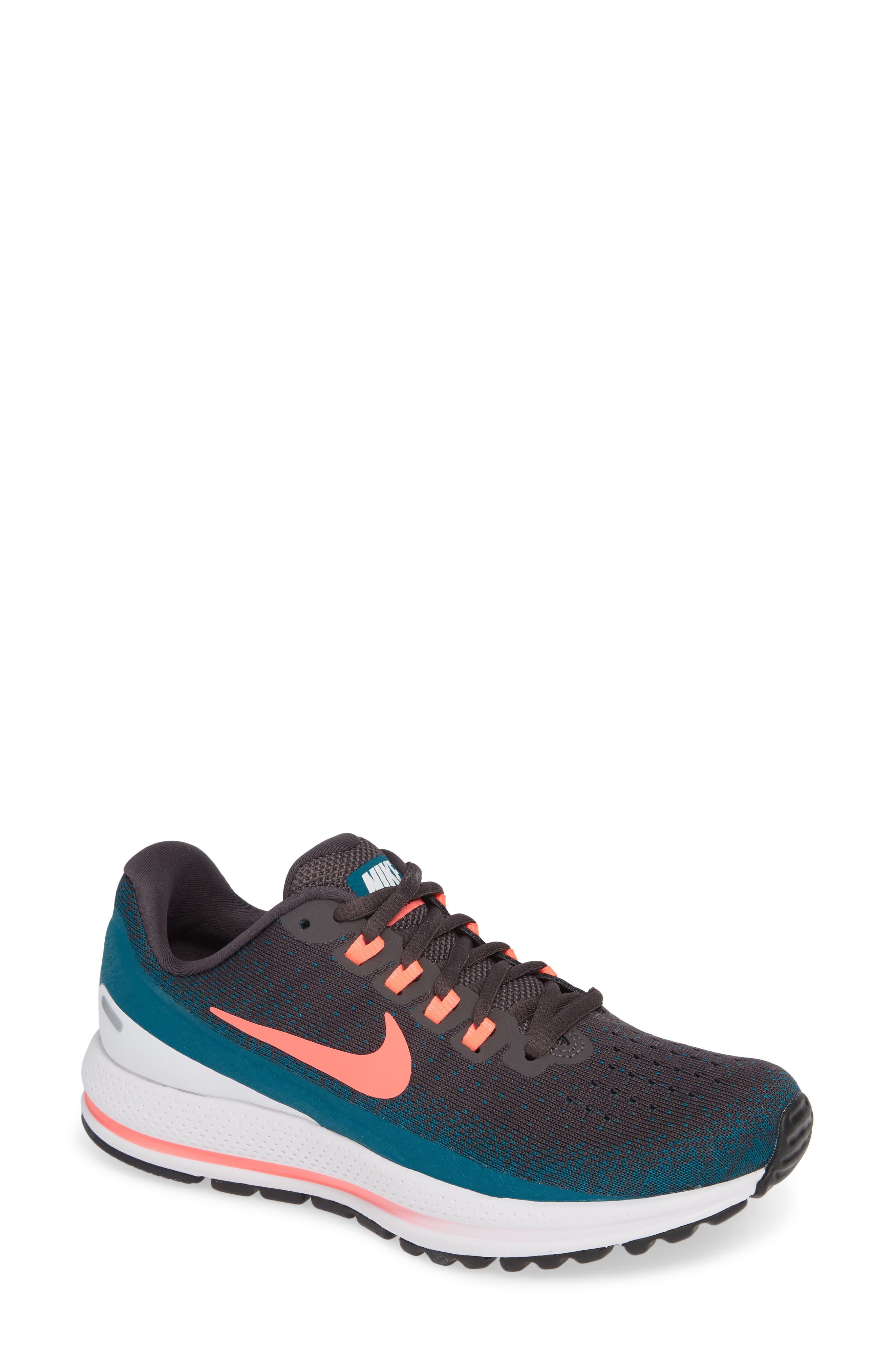 Air Zoom Vomero 13 Running Shoe,                             Main thumbnail 1, color,