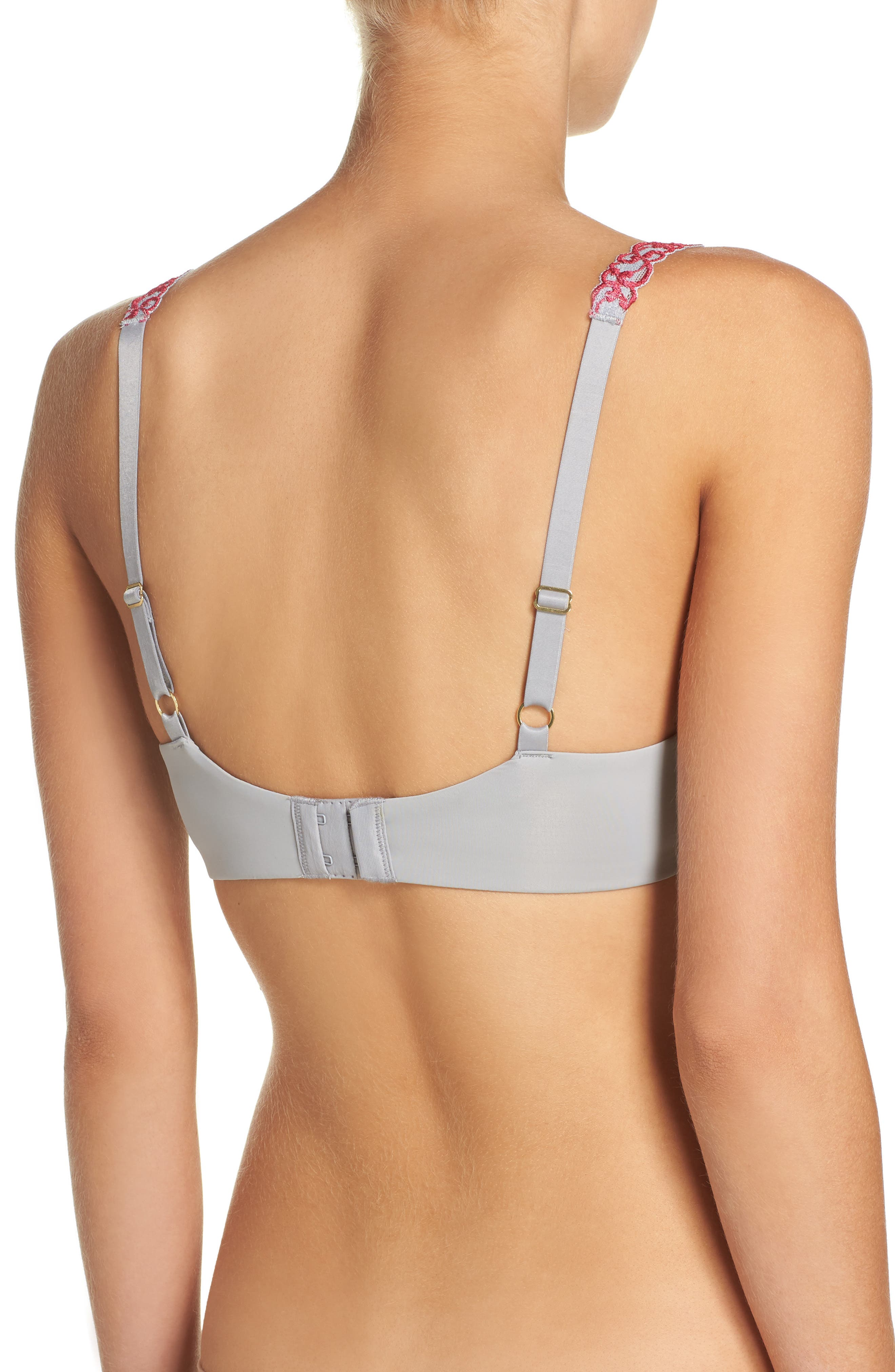 'Pure Luxe' Underwire T-Shirt Bra,                             Alternate thumbnail 43, color,