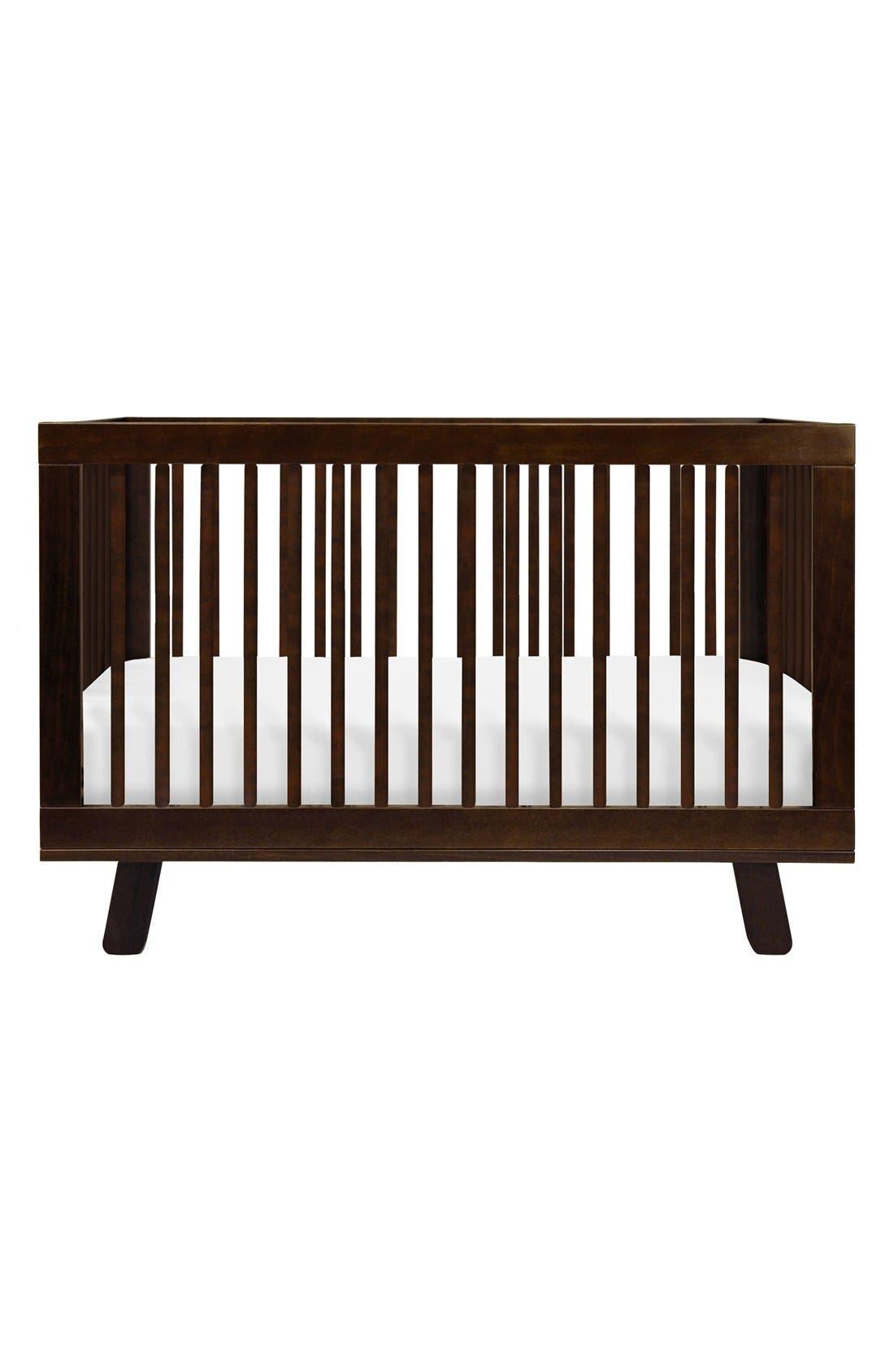 'Hudson' 3-in-1 Convertible Crib,                             Main thumbnail 5, color,