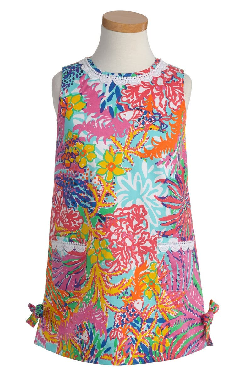 9ab1fd41d4c Lilly Pulitzer®  Little Lilly  Shift Dress (Toddler Girls