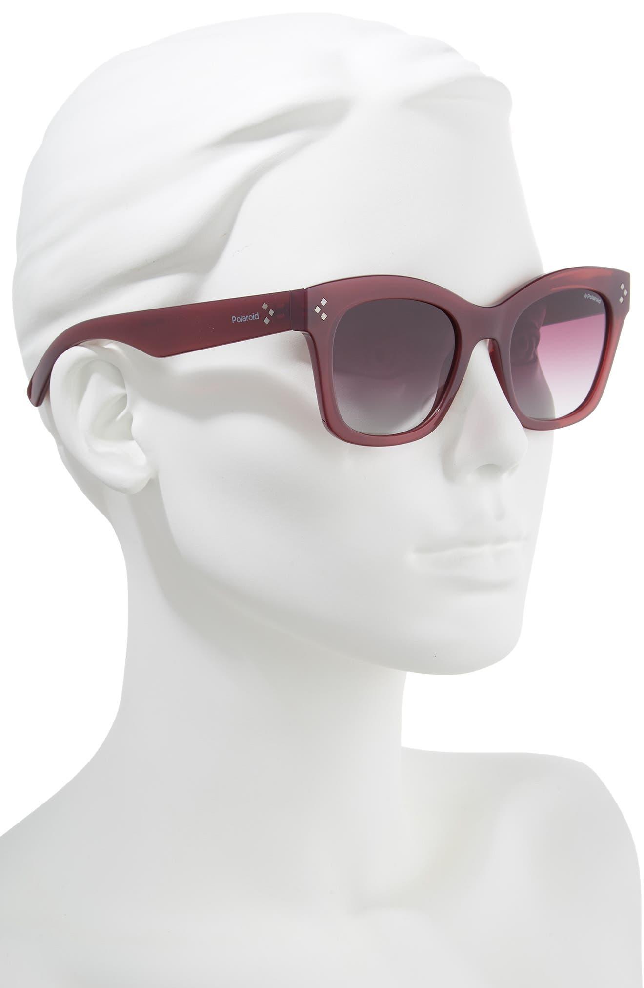 Core 51mm Polarized Sunglasses,                             Alternate thumbnail 8, color,