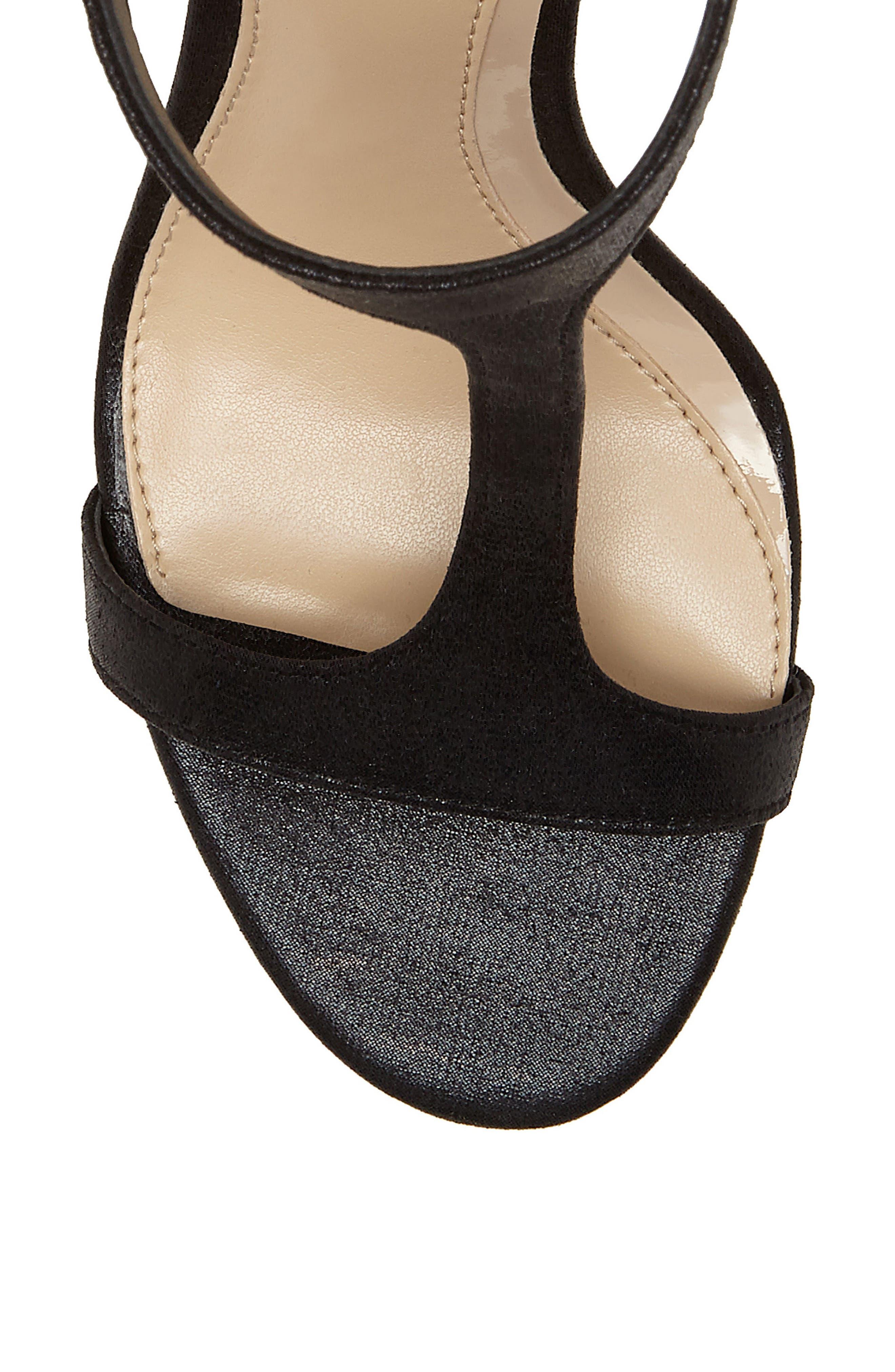 'Phoebe' Embellished T-Strap Sandal,                             Alternate thumbnail 73, color,