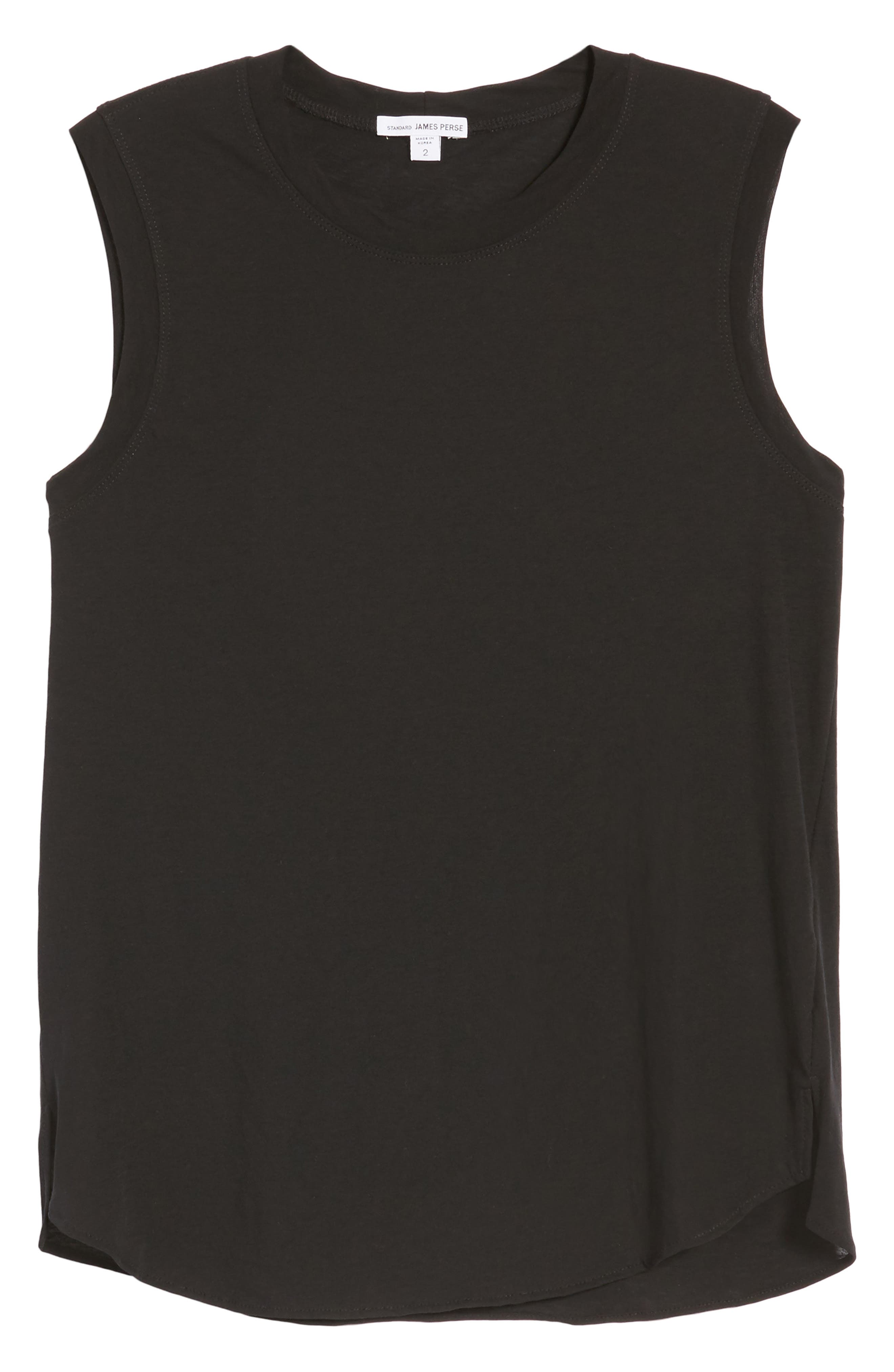 Easy Muscle Tank,                             Alternate thumbnail 7, color,                             001
