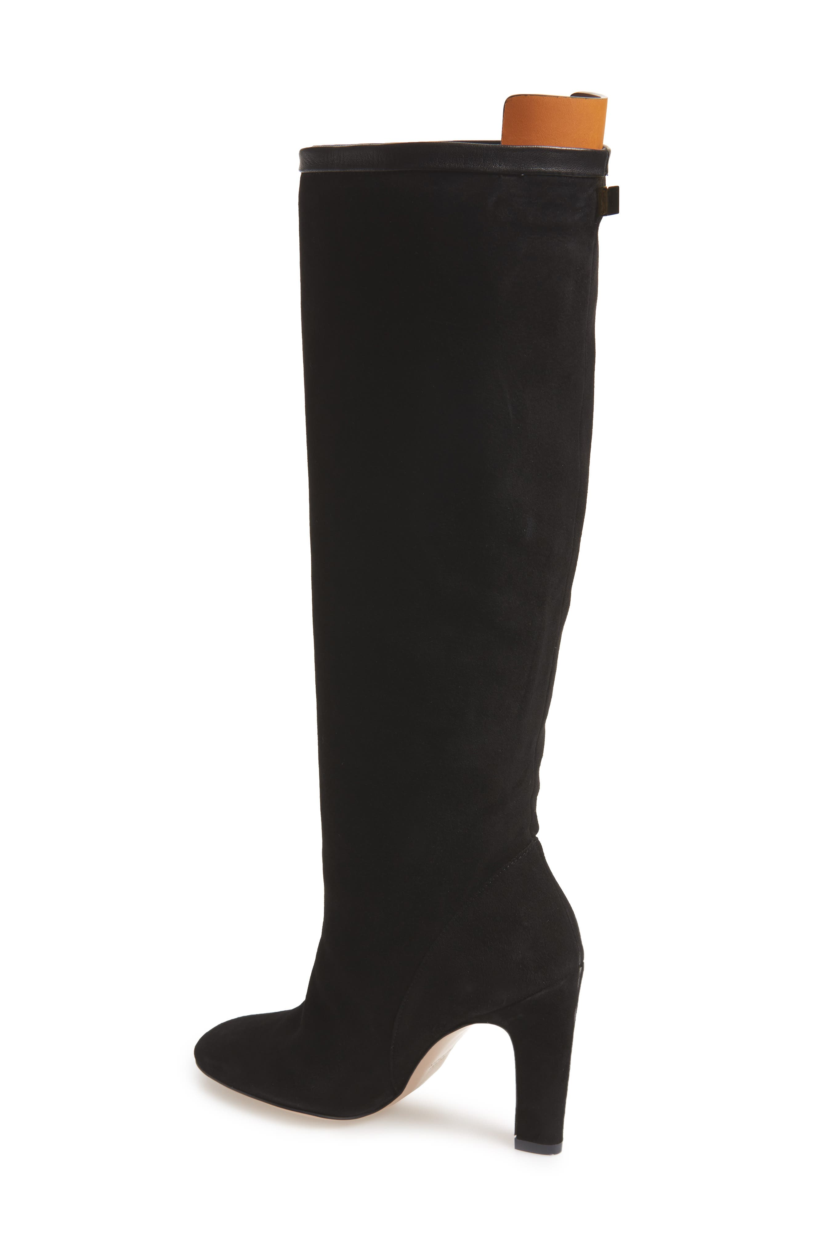 Charlie Knee High Boot,                             Alternate thumbnail 2, color,                             002