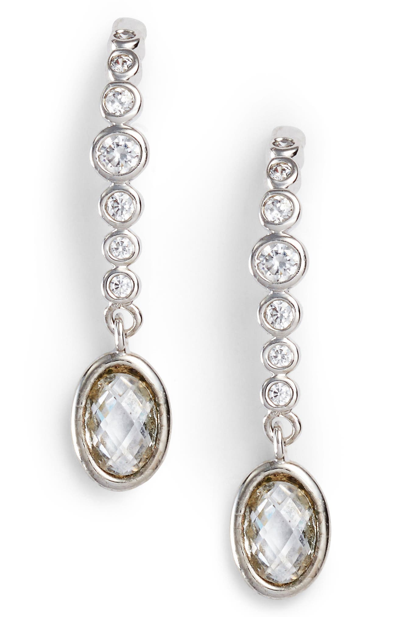 Extended Drop Earrings,                         Main,                         color, 040