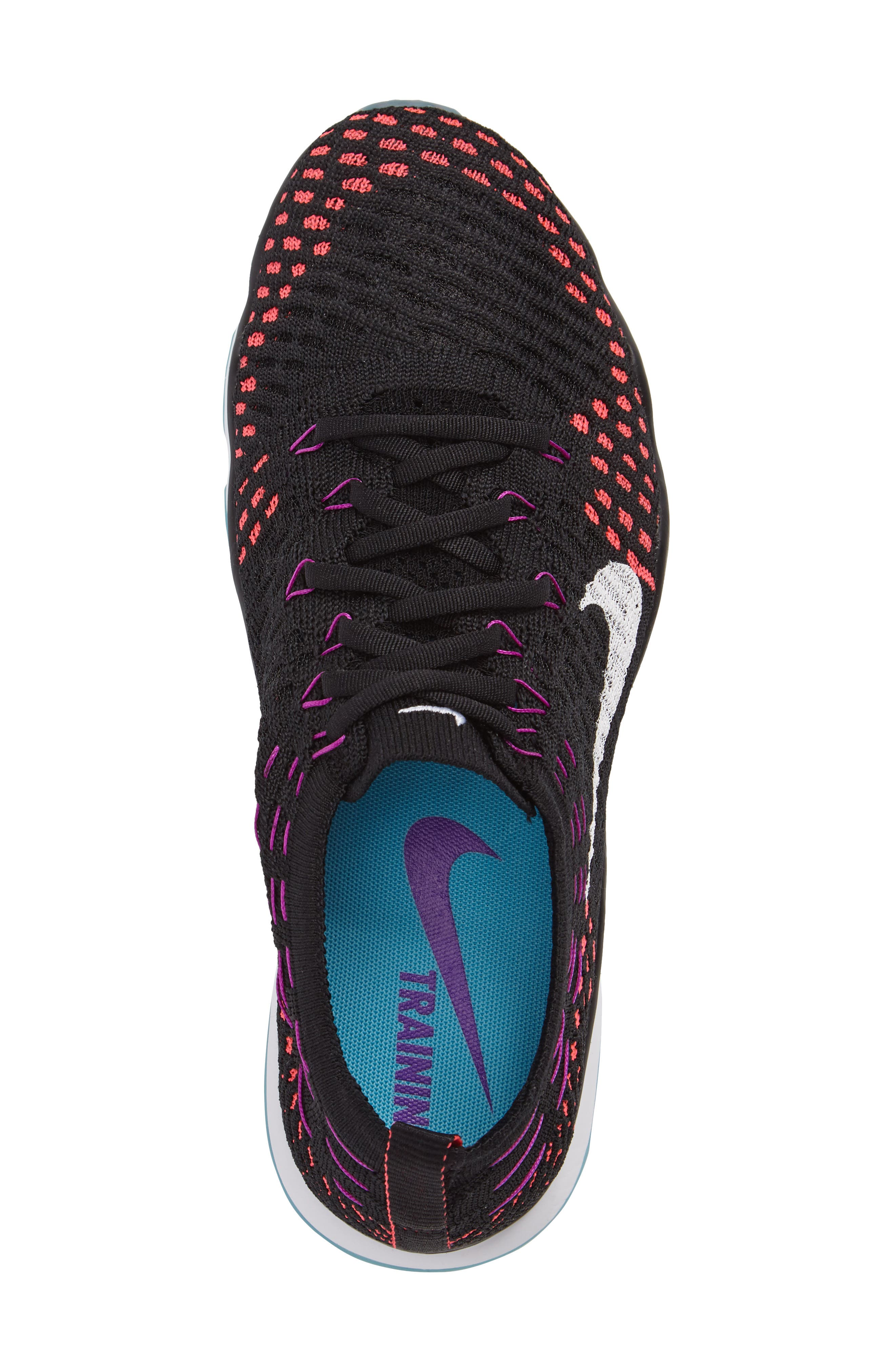 Air Zoom Fearless Flyknit Training Shoe,                             Alternate thumbnail 49, color,