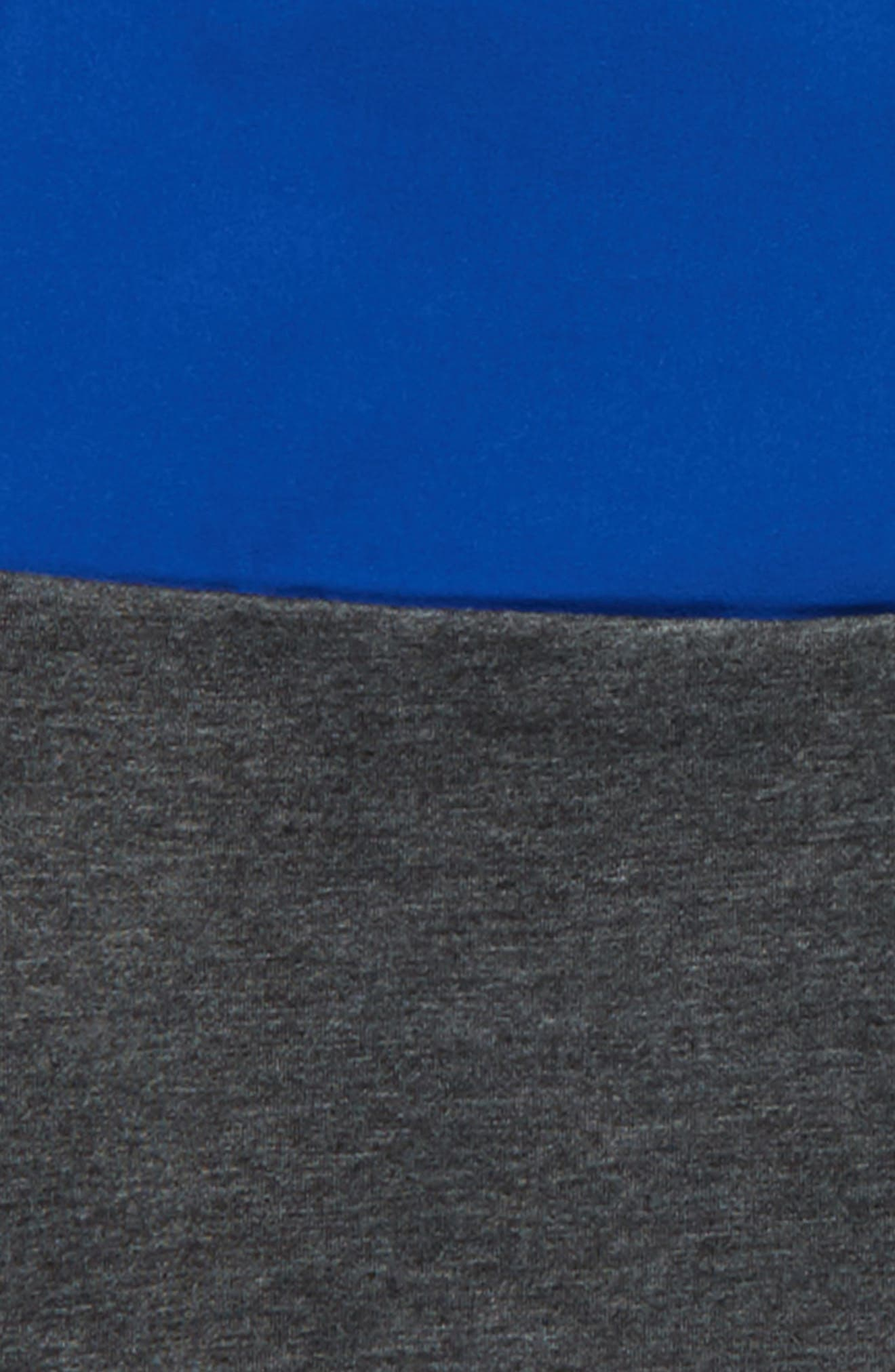 Shep Colorblock Quarter Zip Pullover,                             Alternate thumbnail 2, color,                             020