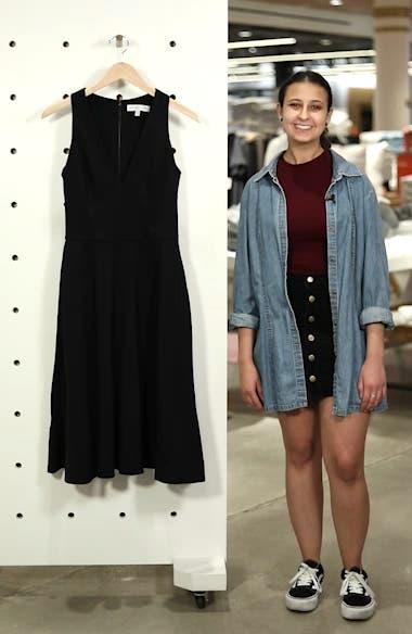 Catalina Tea Length Fit & Flare Dress, sales video thumbnail