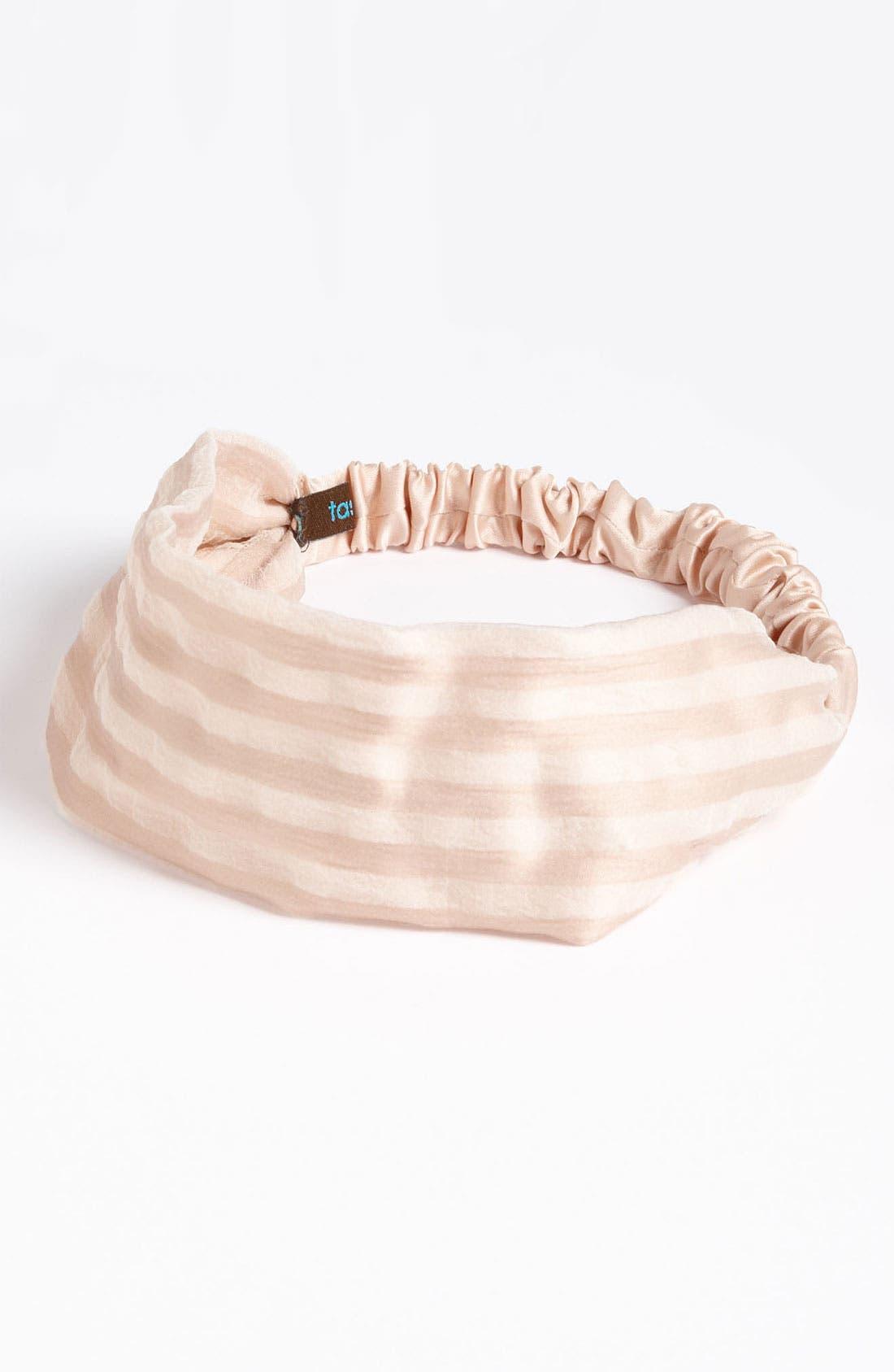 'Sweet Stripes' Head Wrap,                             Main thumbnail 1, color,                             250